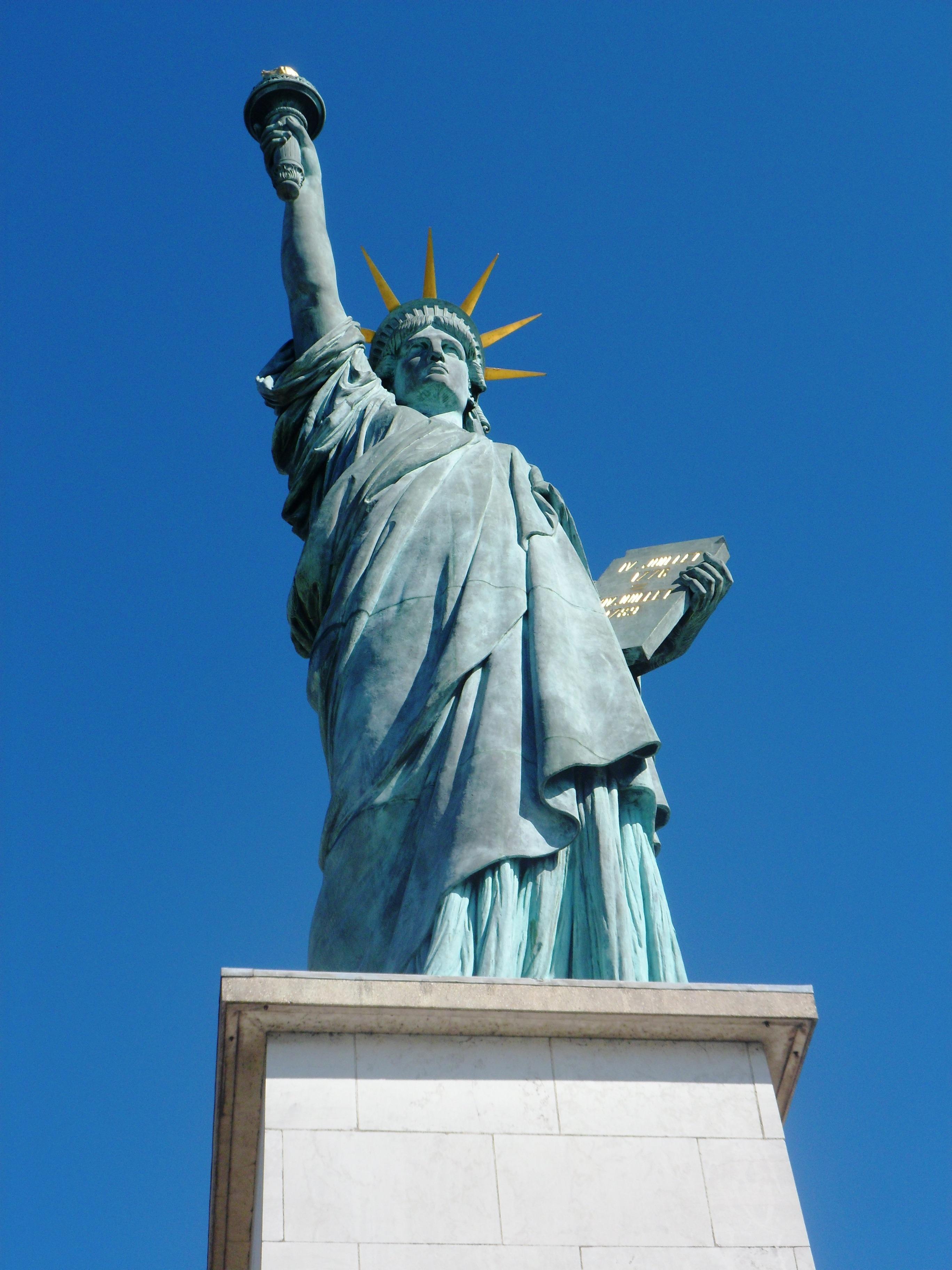 Free Images : architecture, sky, paris, monument, france, statue ...