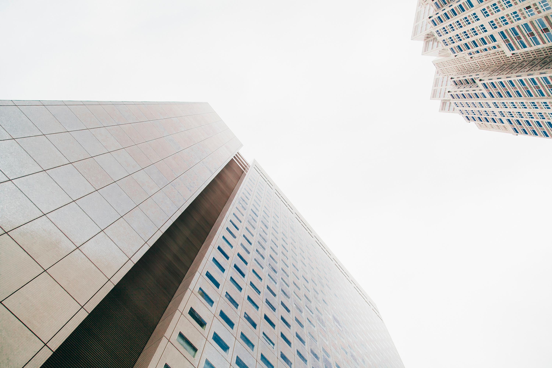 Images gratuites architecture ciel blanc b timent gratte