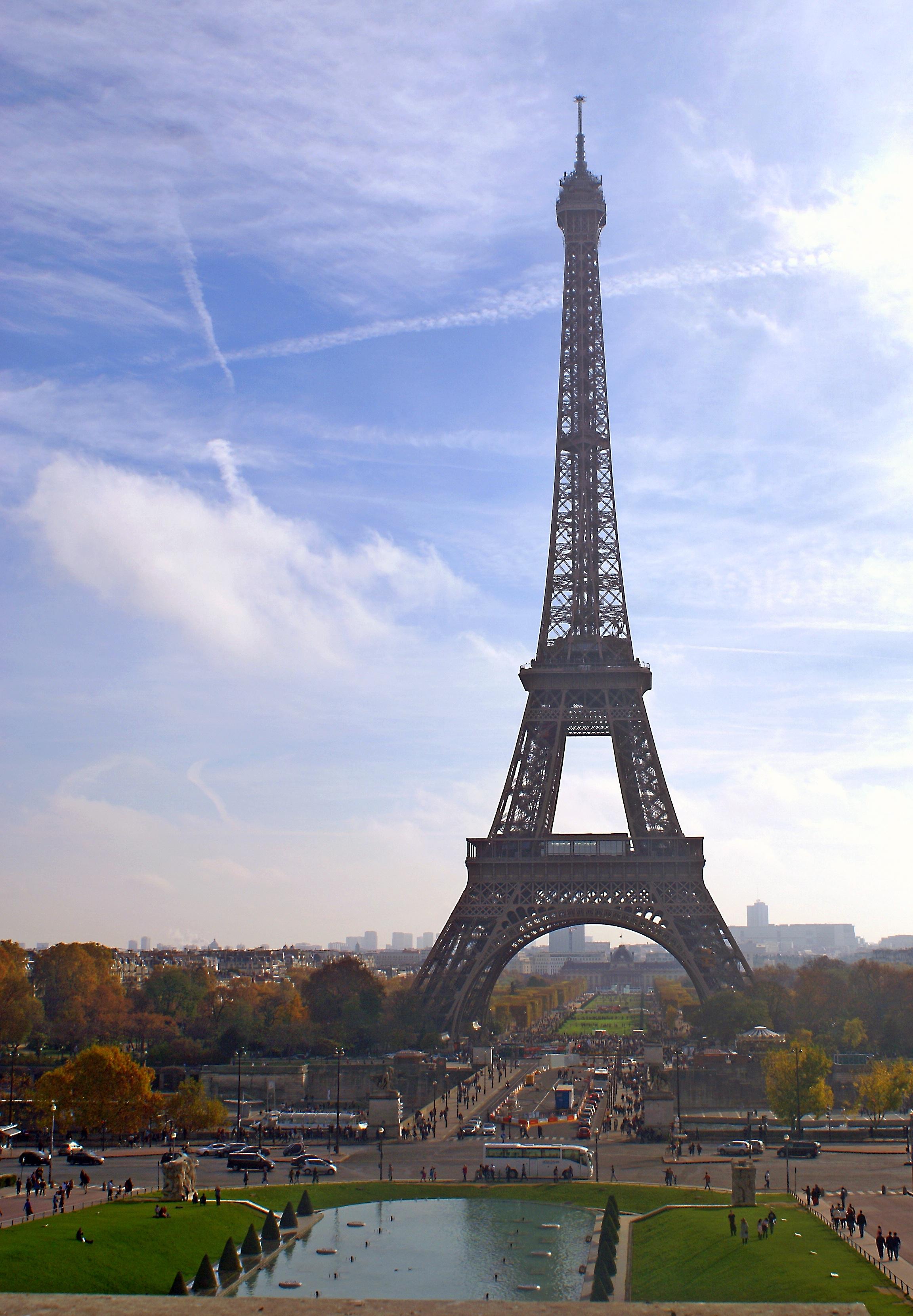 Images gratuites architecture horizon b timent ville - Tour eiffel photos gratuites ...
