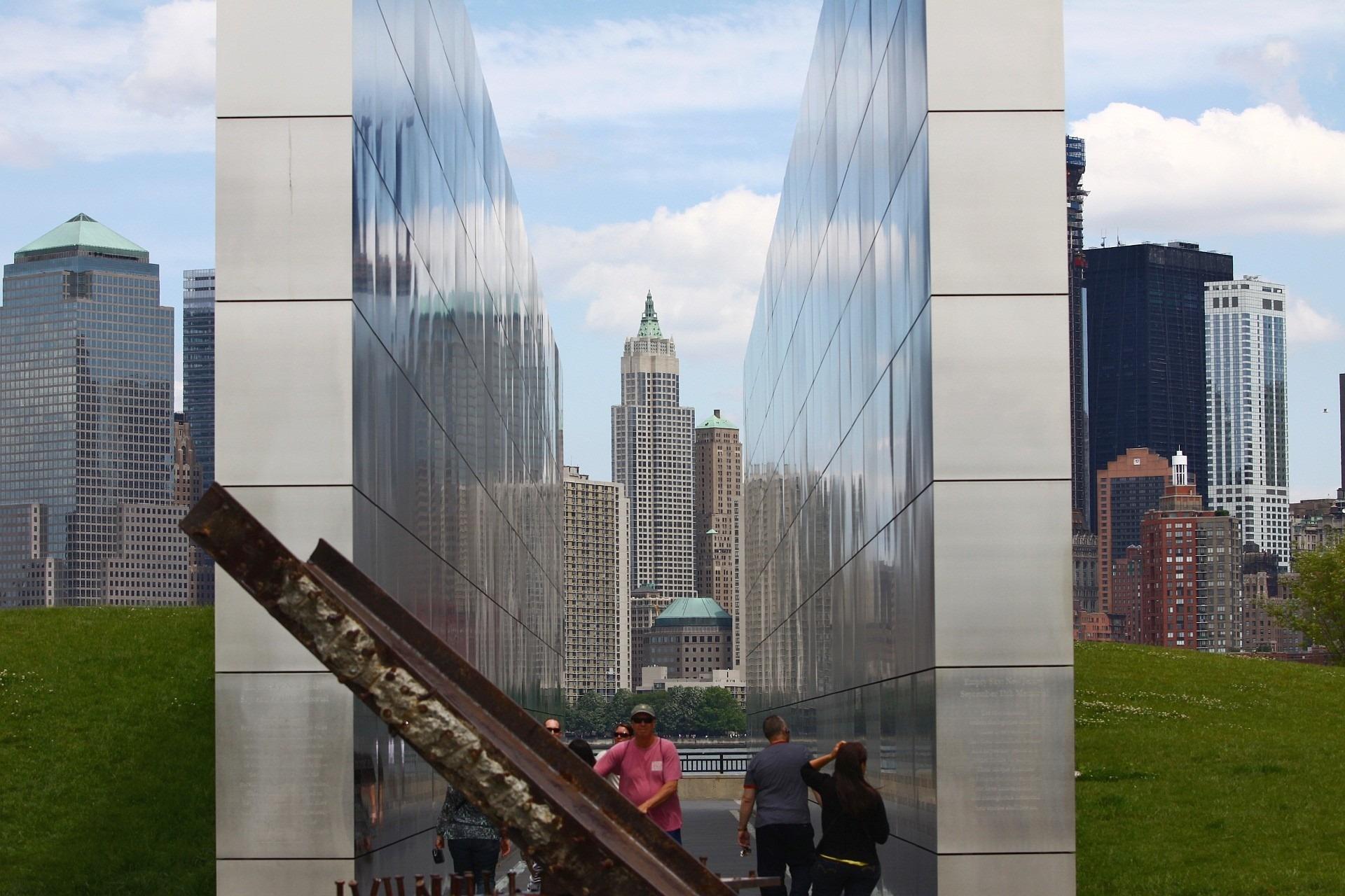 fotos gratis horizonte rascacielos nueva york nueva york paisaje urbano centro de la ciudad torre parque punto de referencia