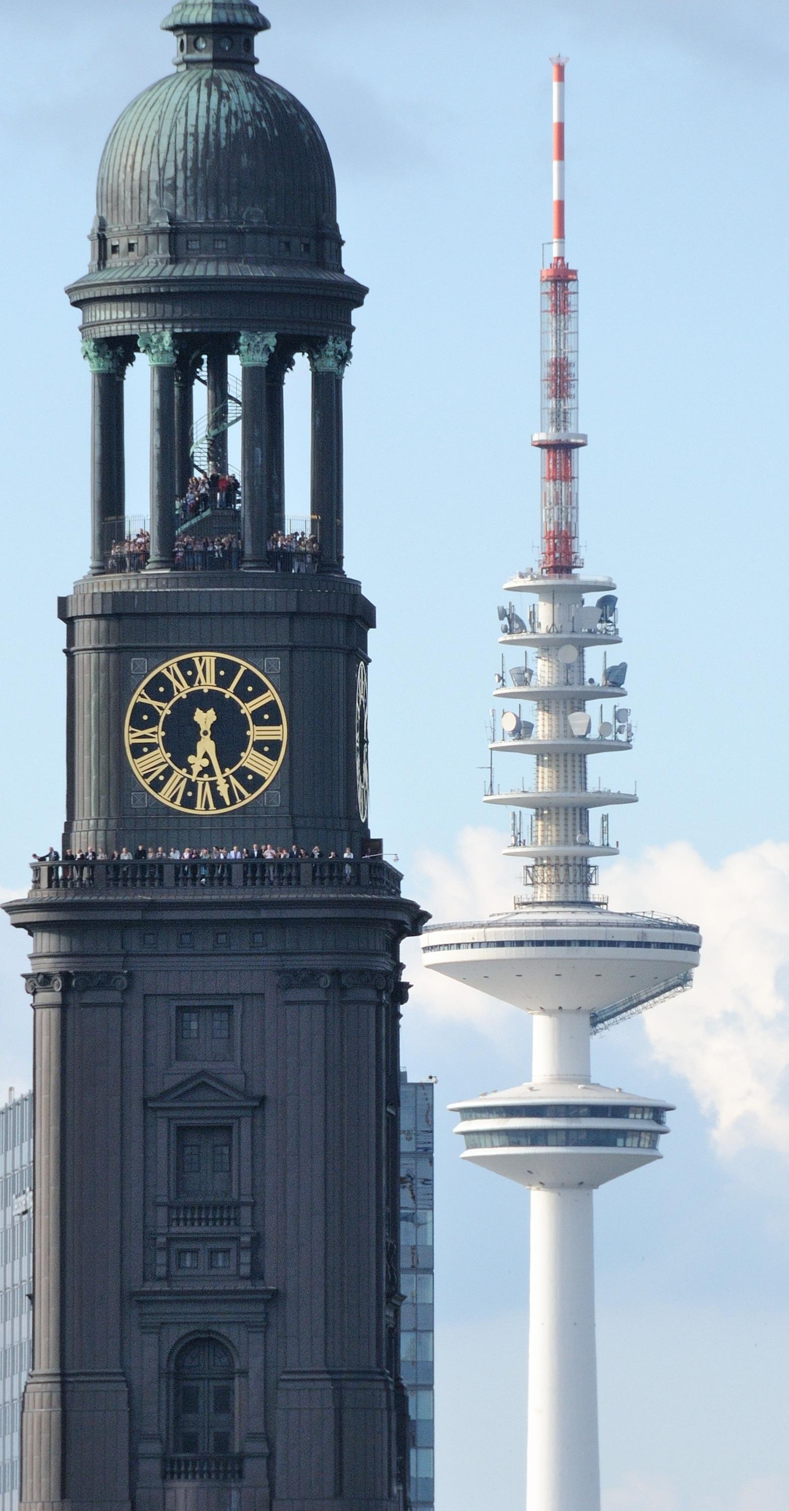 kostenlose foto die architektur skyline uhr turm wahrzeichen kirche hafen glockenturm. Black Bedroom Furniture Sets. Home Design Ideas