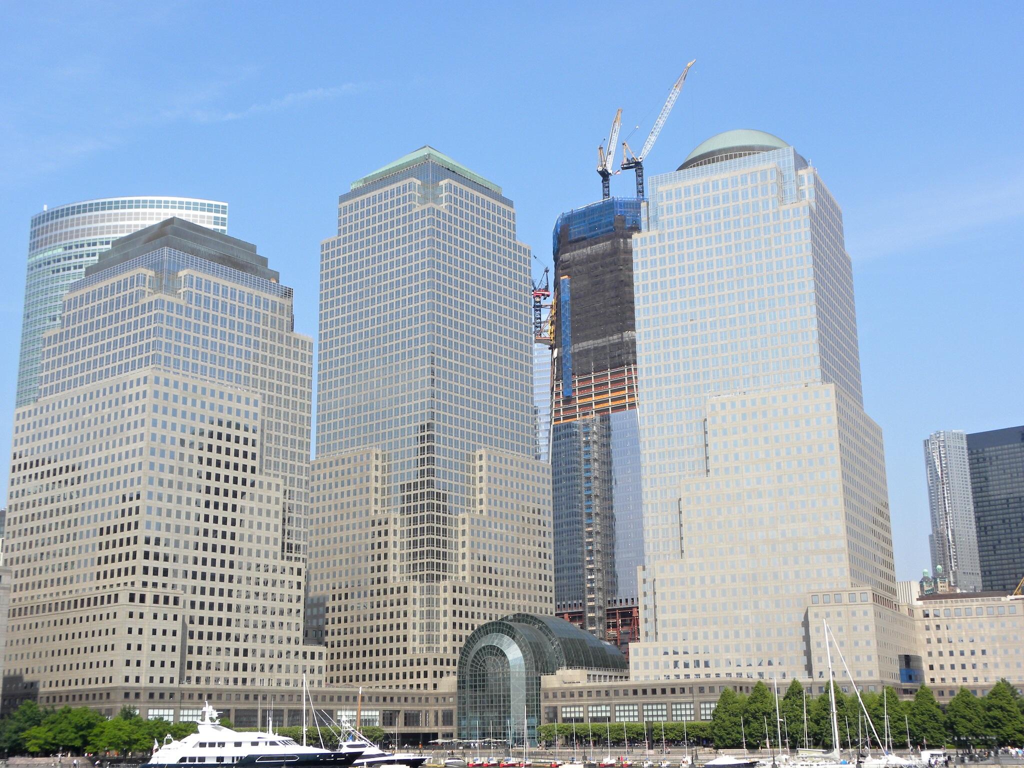 fotos gratis horizonte vaso edificio rascacielos nueva york paisaje urbano centro de la ciudad construccin torre america