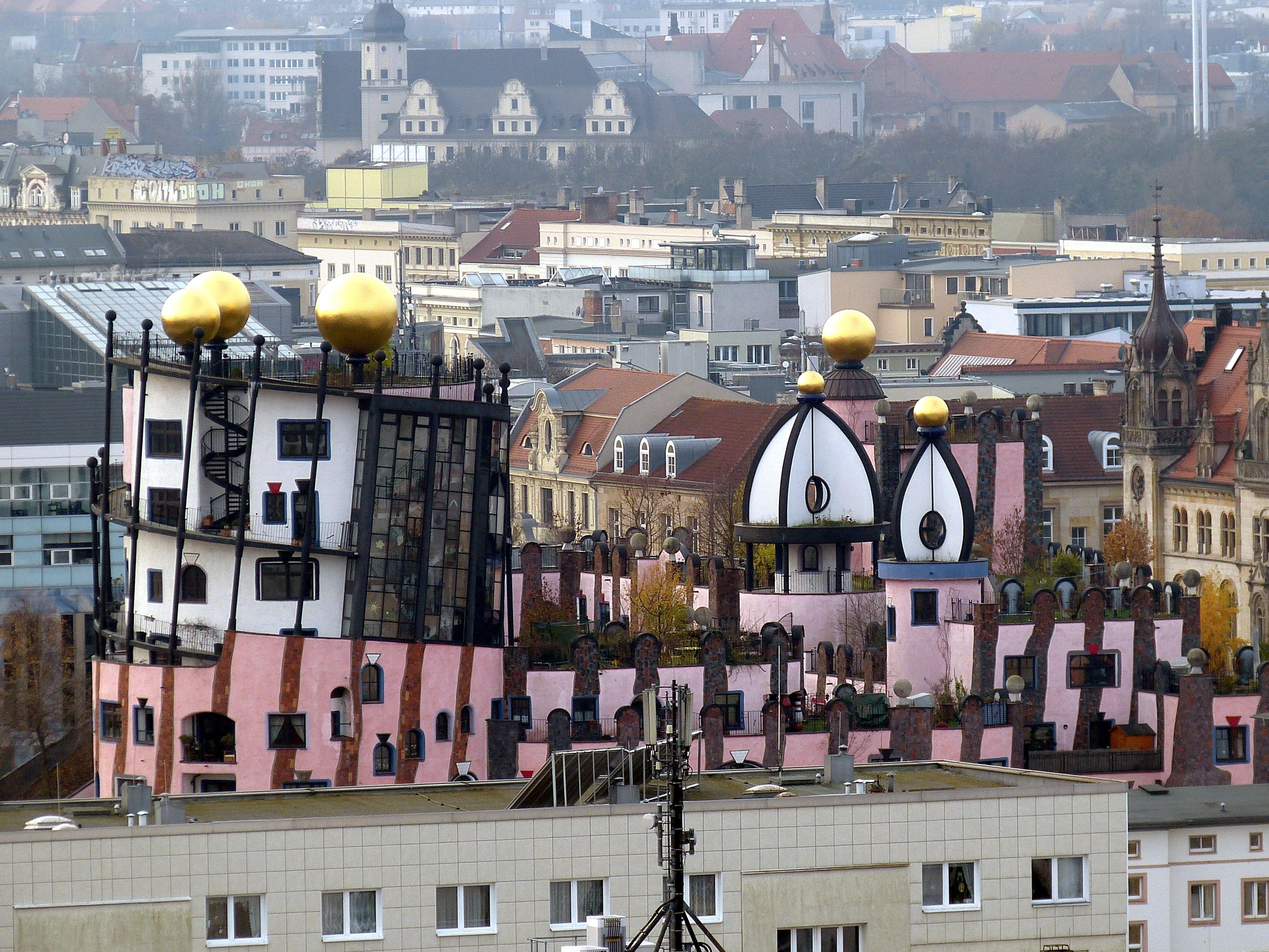Magdeburg Architektur kostenlose foto die architektur skyline aussicht stadtbild