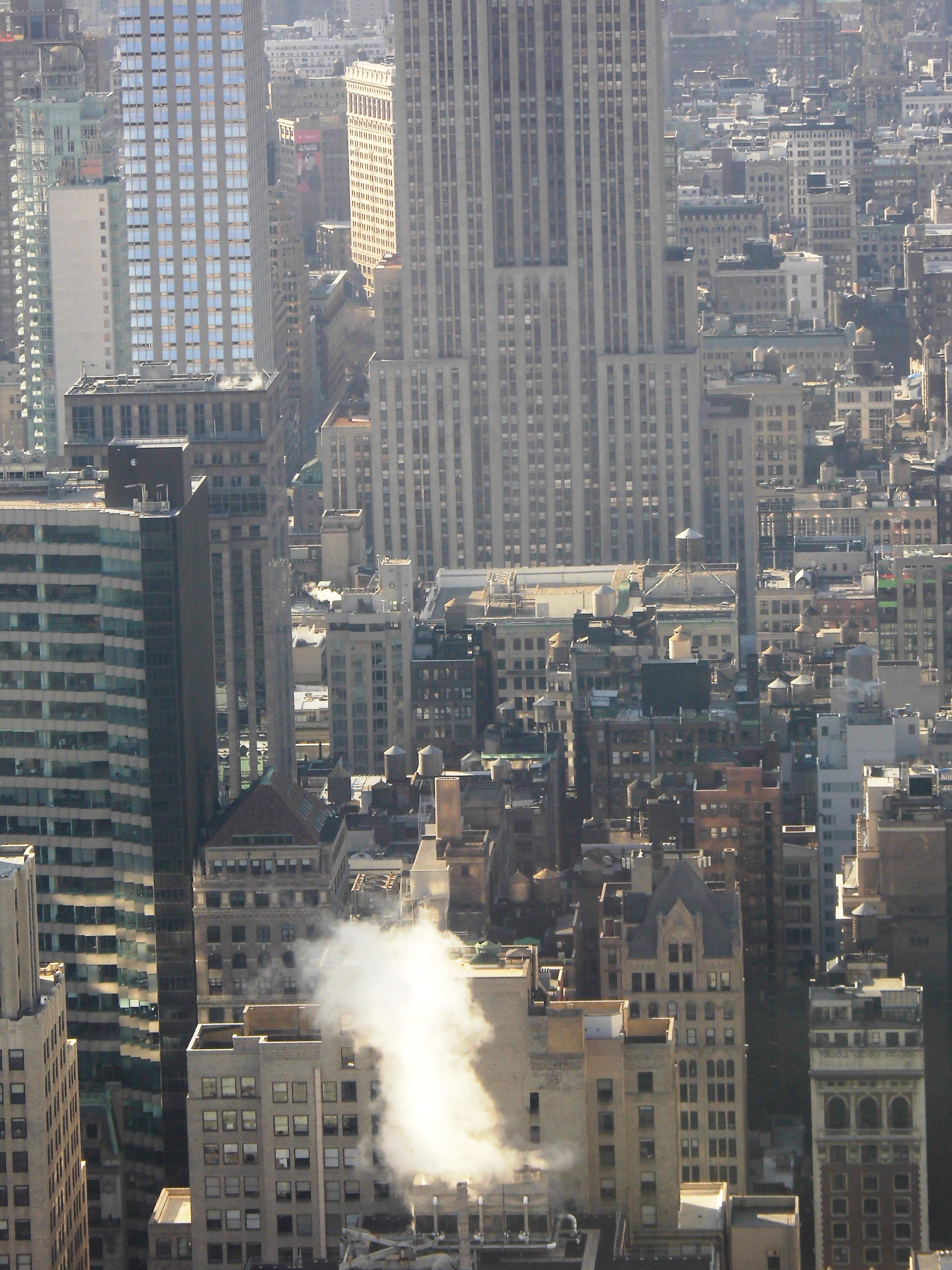 edificio rascacielos nueva york manhattan nueva york paisaje urbano centro de la ciudad torre estados unidos america fachada bloque de pisos