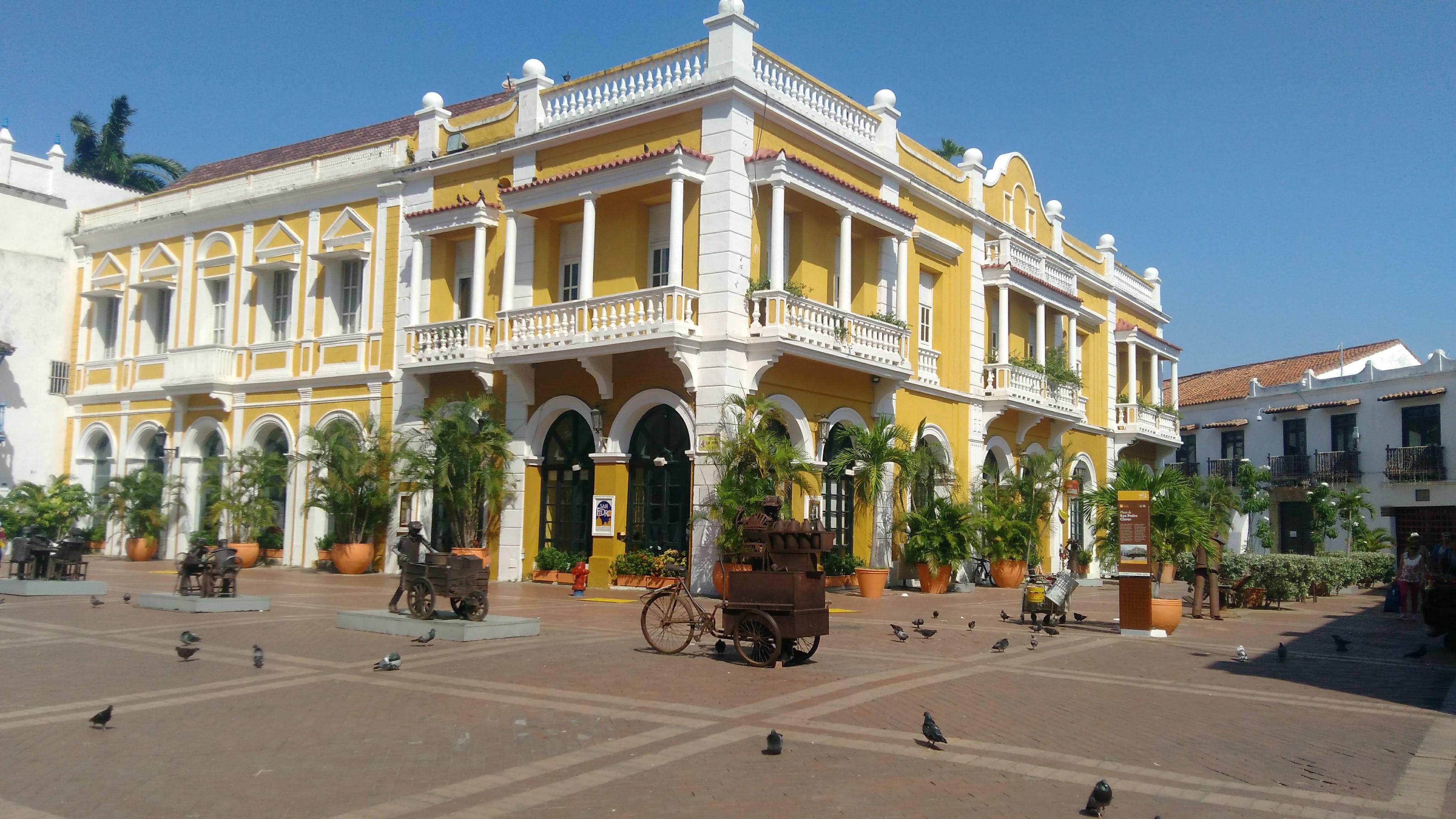 Fotos gratis arquitectura calle edificio palacio - Arquitectura cartagena ...