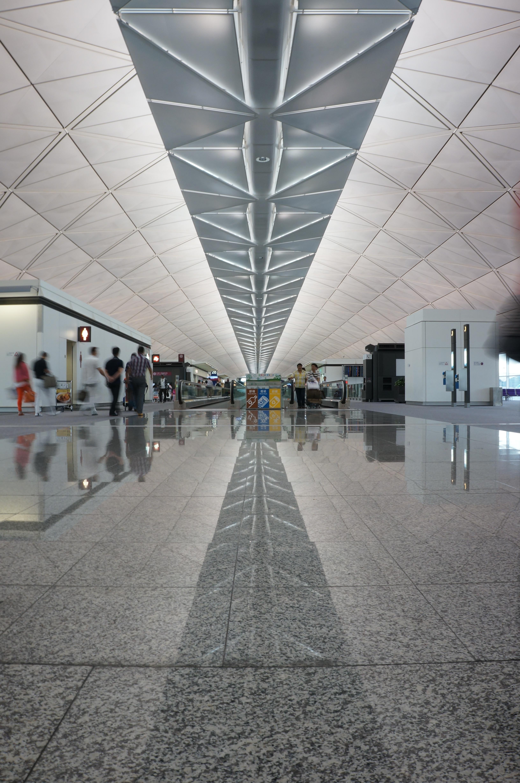 Kostenlose foto : die Architektur, Struktur, Flughafen, Betrachtung ...