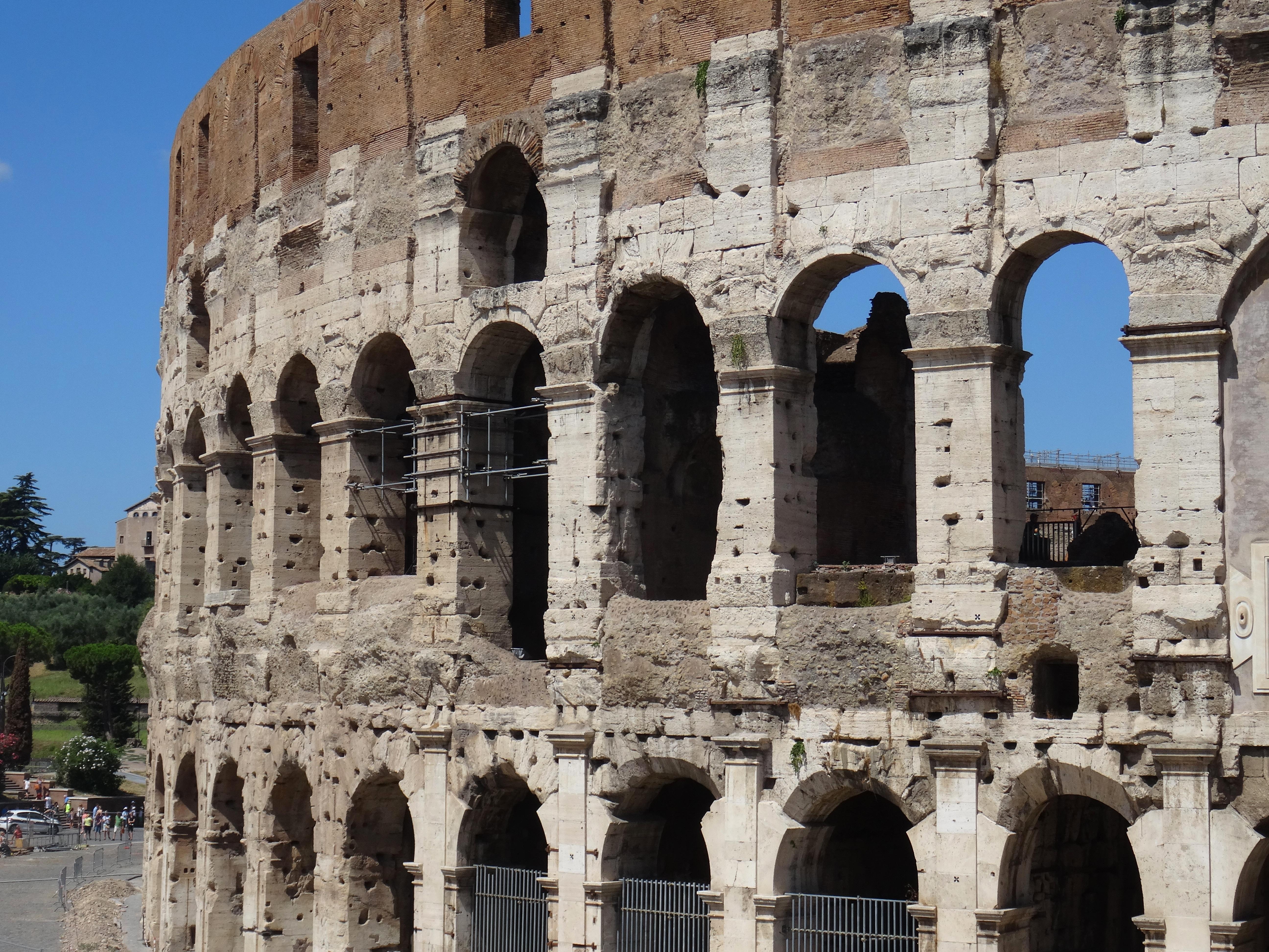 Roman Architecture Arches free images : structure, antique, building, monument, arch, column