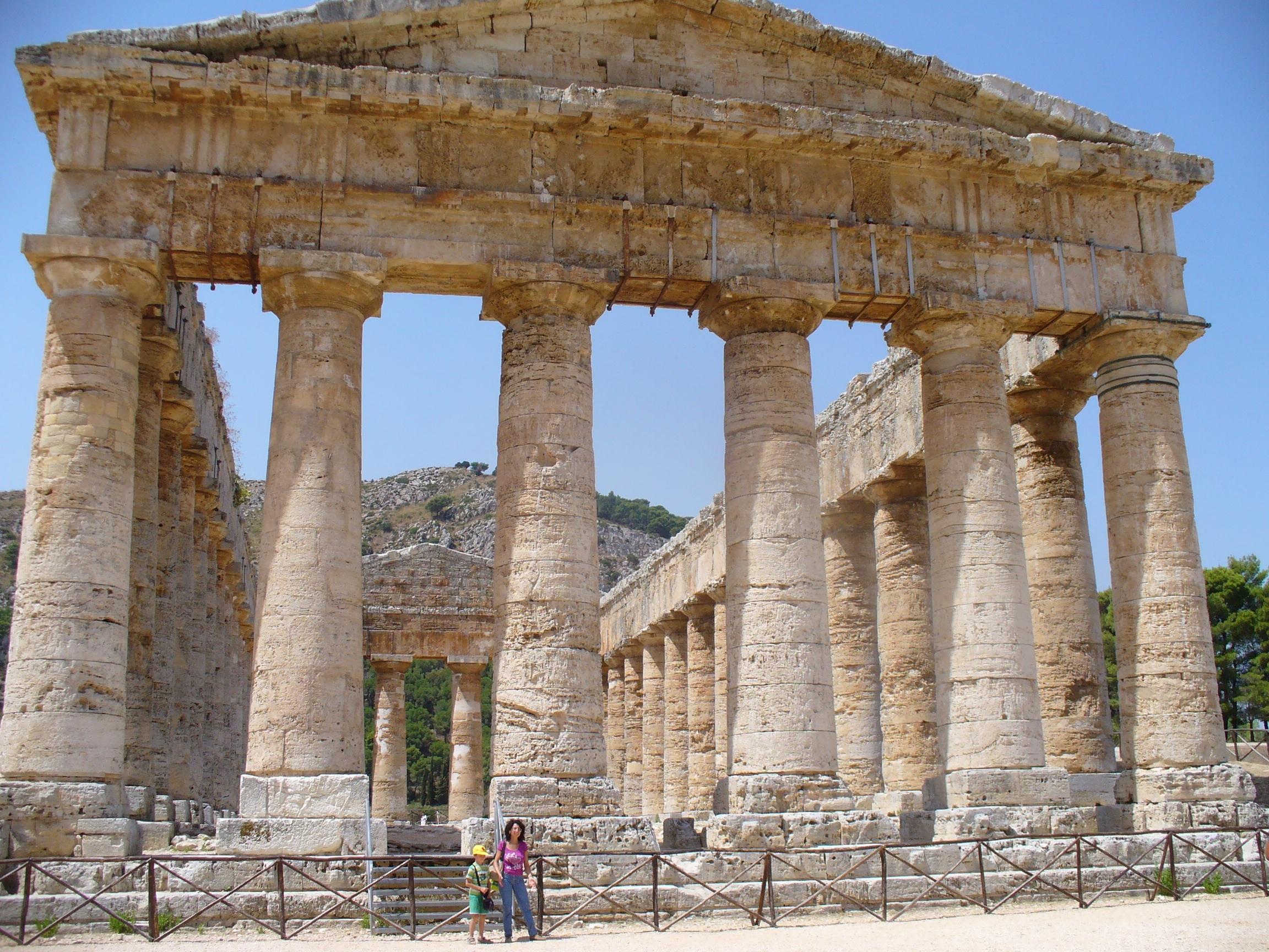 Картинки античного храма