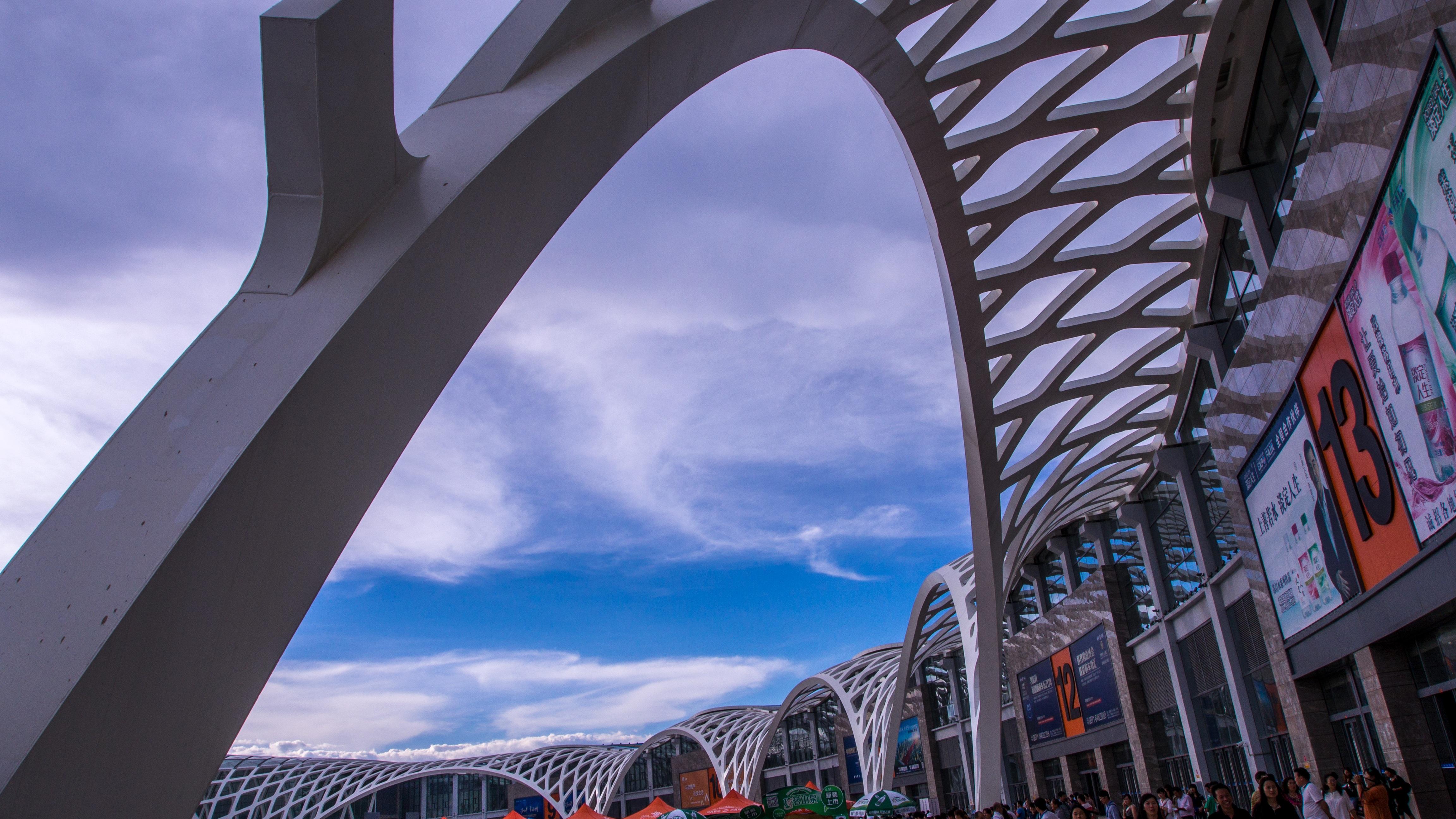 Bogen Stehle kostenlose foto die architektur struktur brücke gebäude stadt