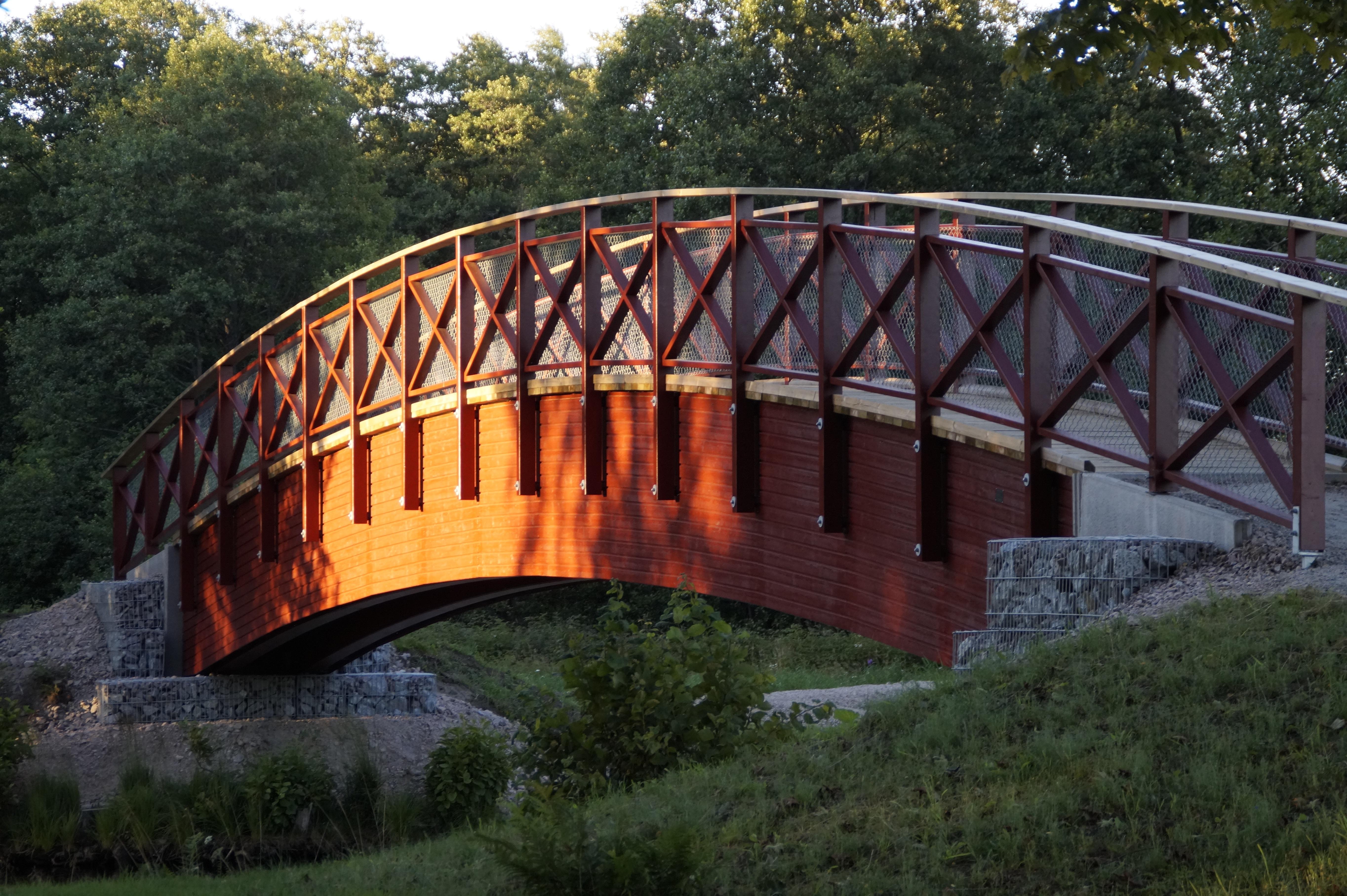 Построить мост на картинки