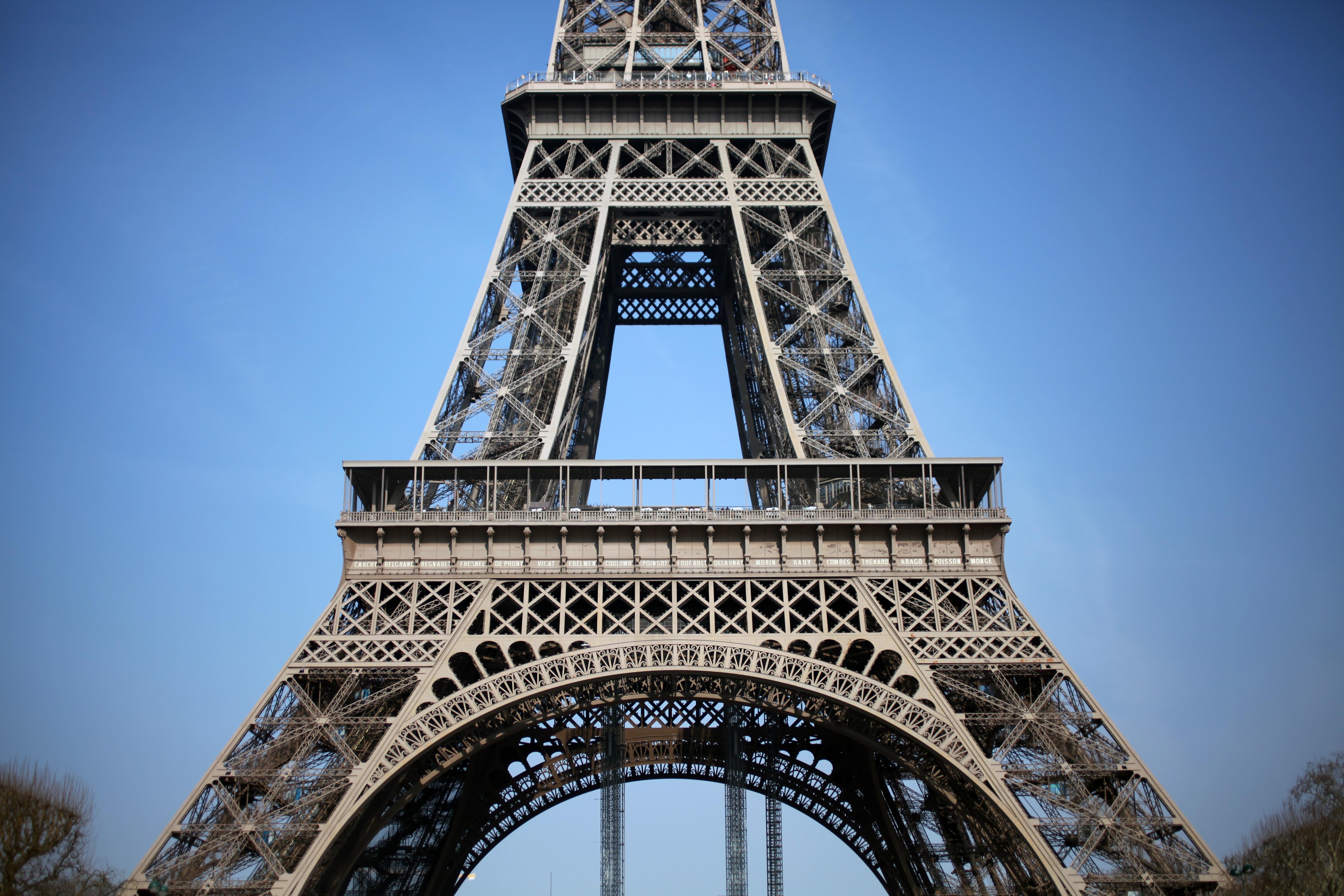 Images gratuites architecture structure b timent - Tour eiffel photos gratuites ...