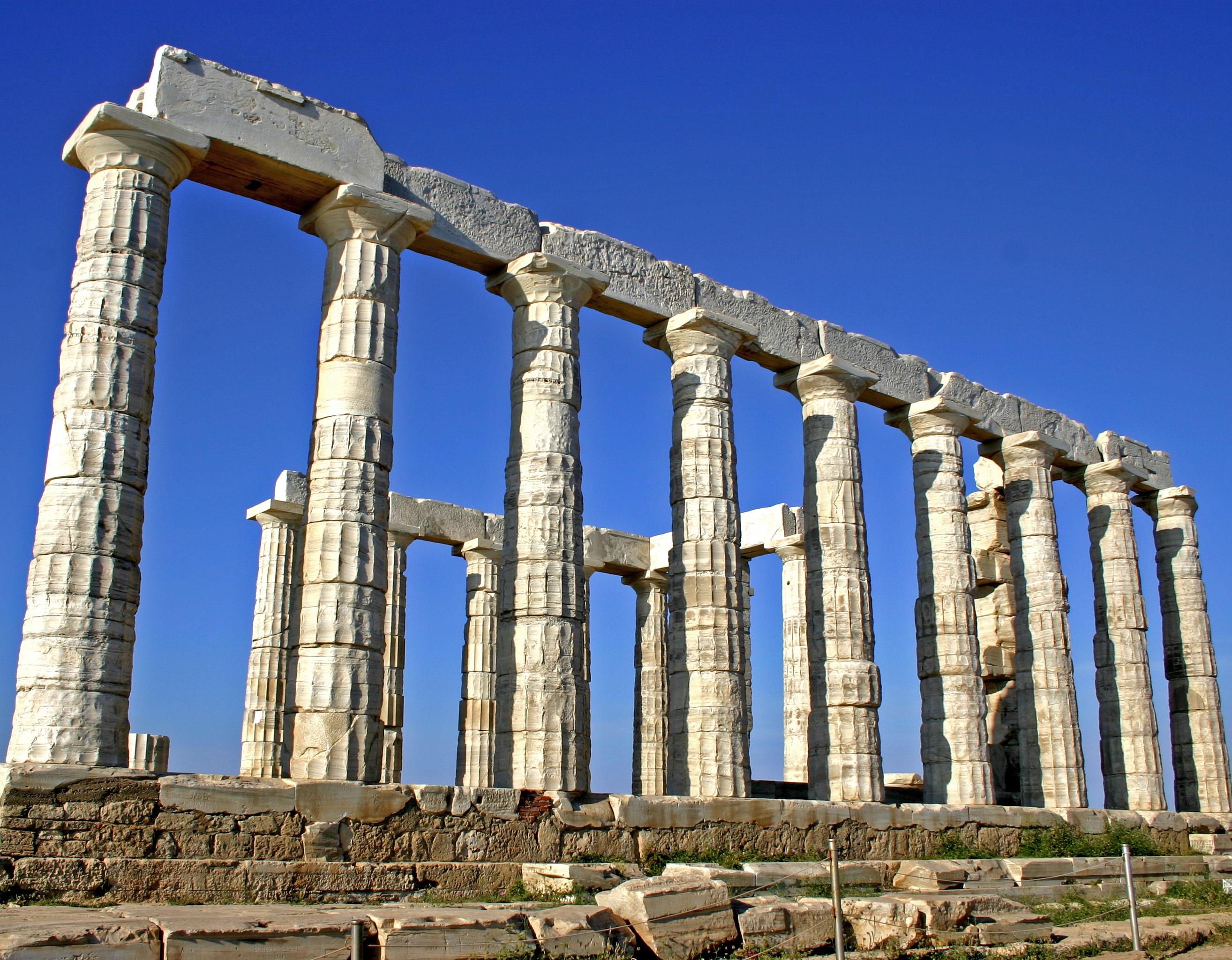 она картинки архитектуры древней греции условных