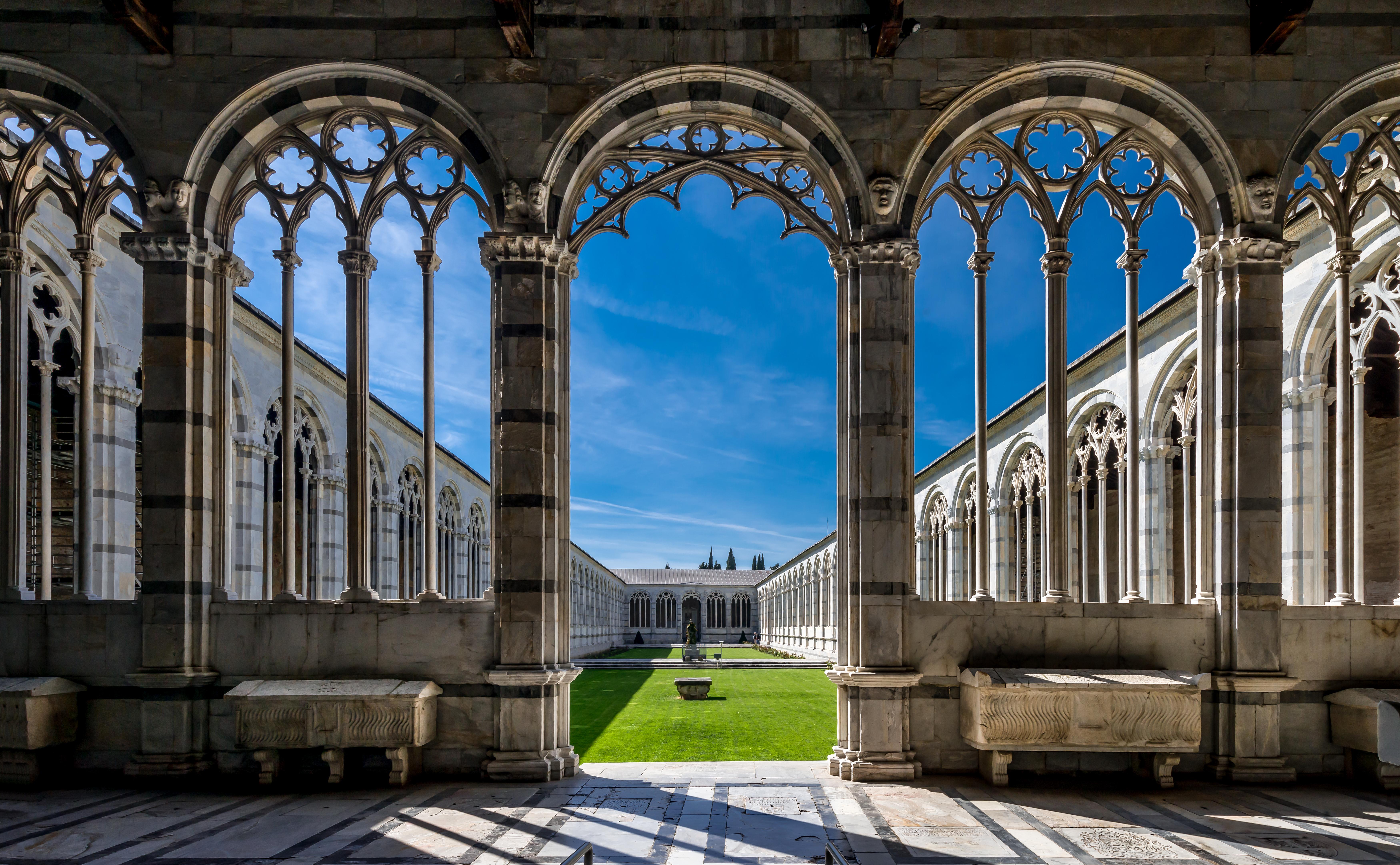 Kostenlose Foto Die Architektur Struktur Gebaude Alt Bogen