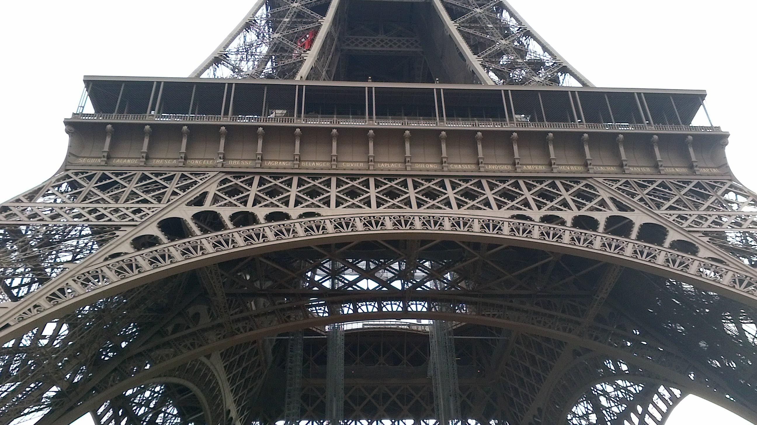 Bogen Stehle kostenlose foto die architektur struktur eiffelturm