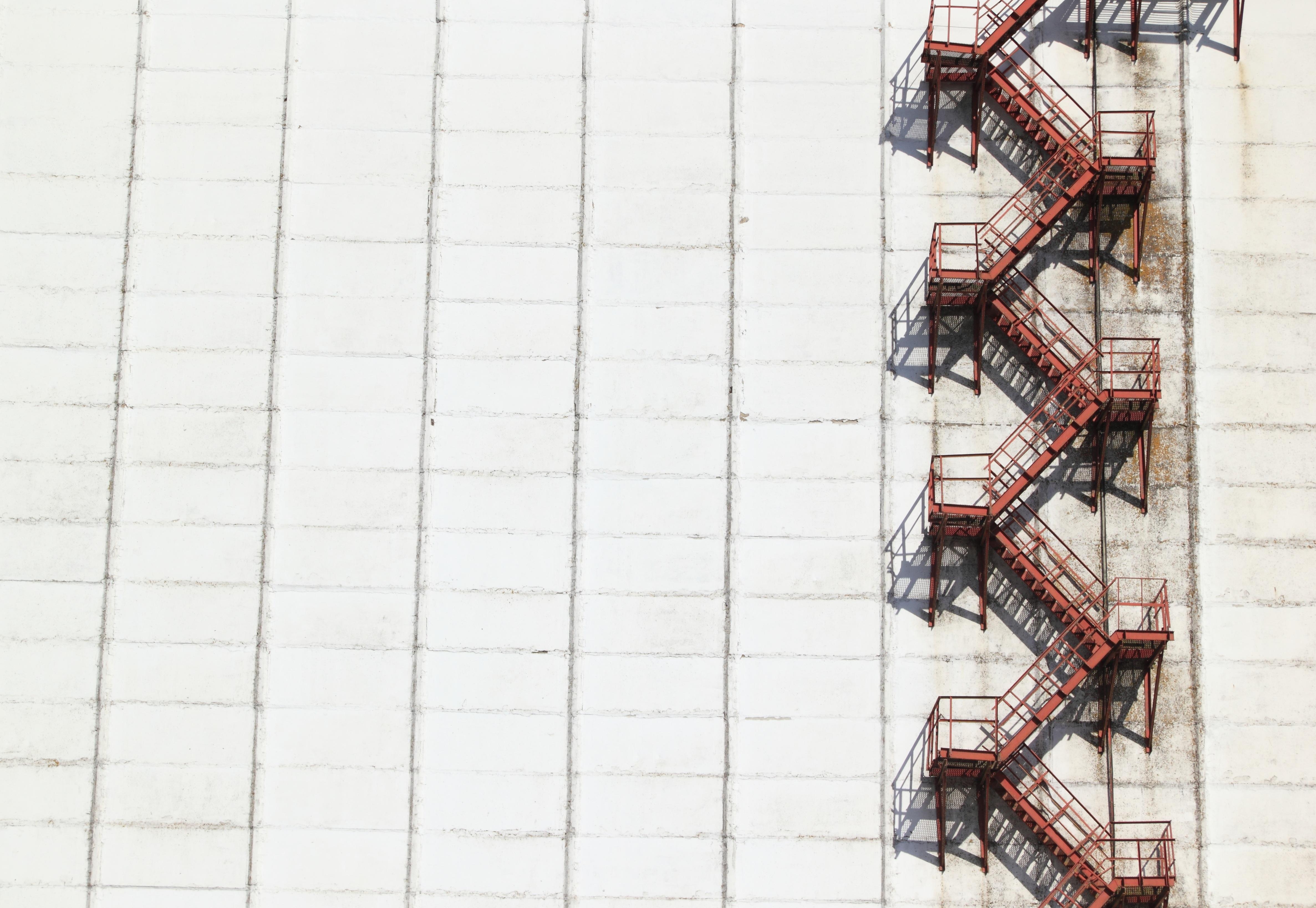 Gambar Arsitektur Struktur Lantai Bangunan Dinding