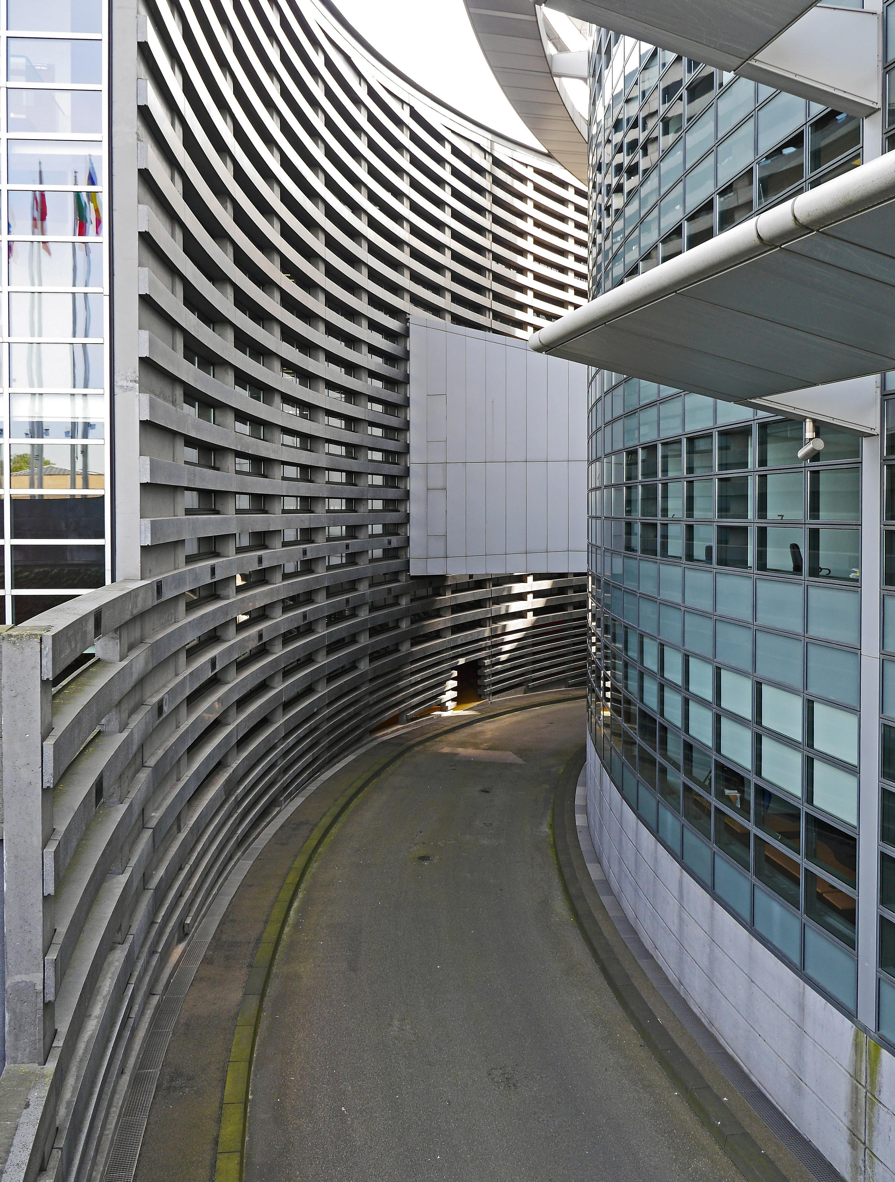 Gambar arsitektur struktur kaca perancis eropah penglihatan tempat tempat menarik - Garage auto h strasbourg ...