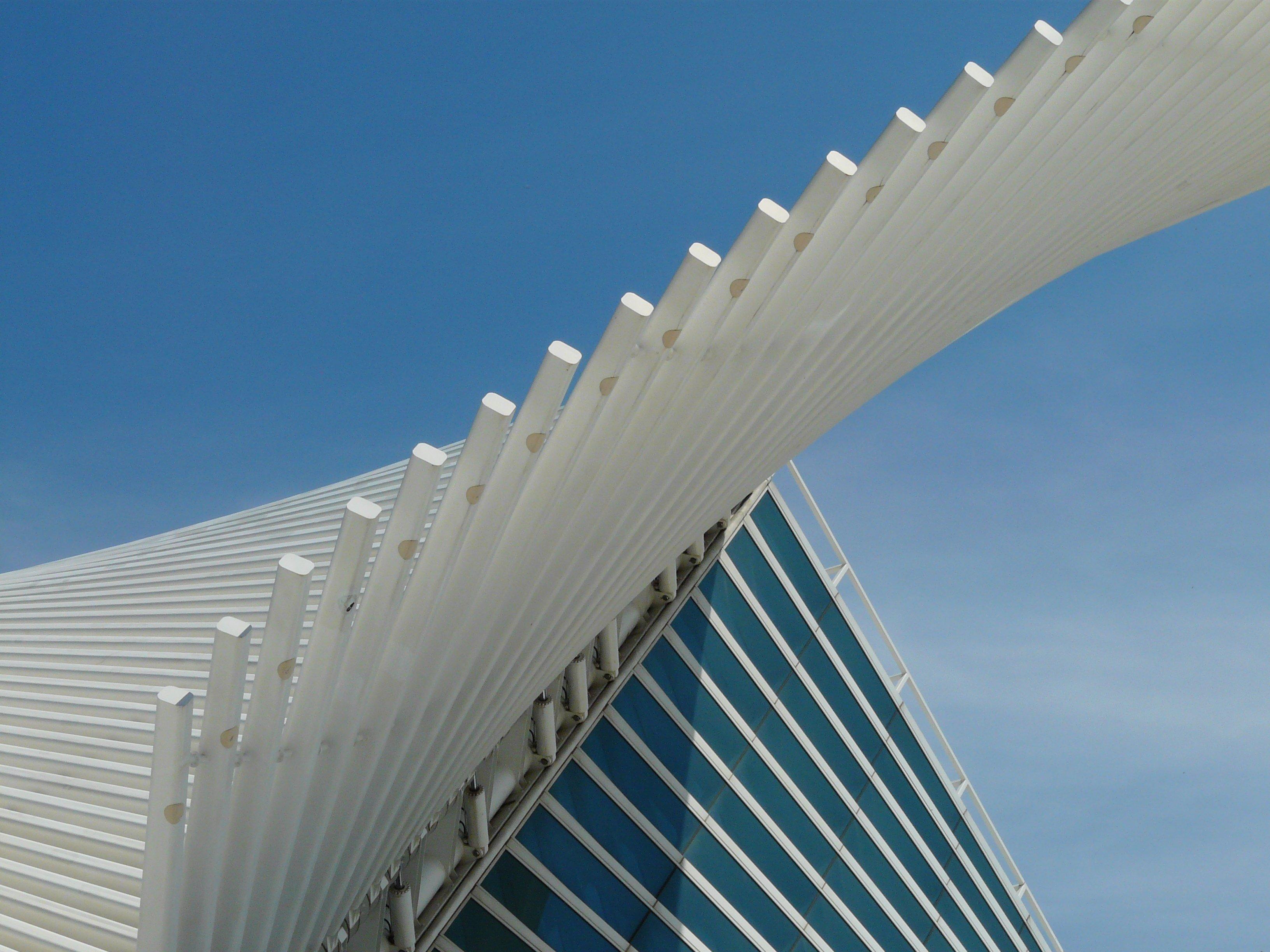 fotos gratis estructura vaso techo edificio rascacielos lnea museo punto de referencia fachada moderno bloque de pisos