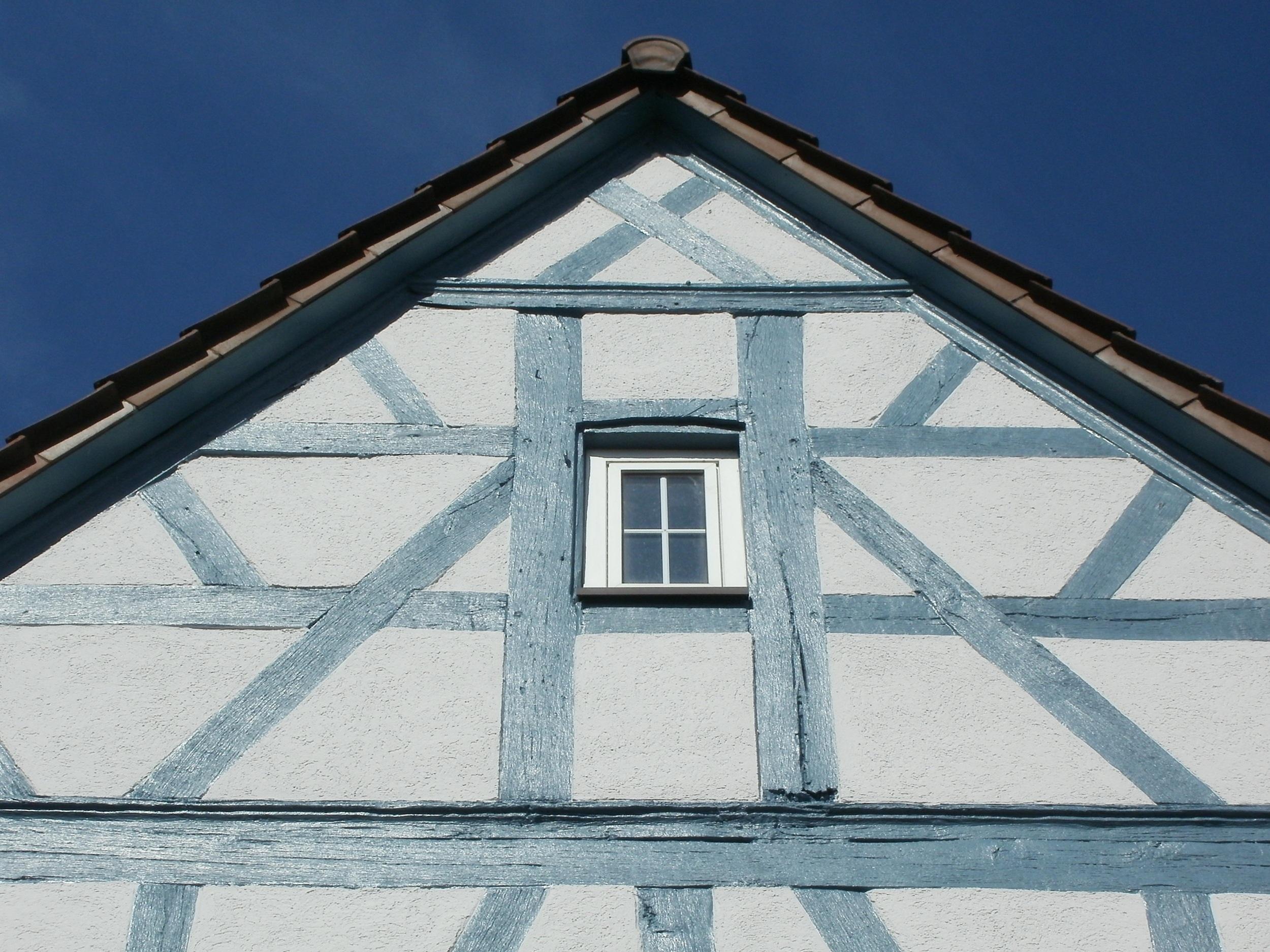 Images gratuites architecture structure maison for Lumiere exterieur facade