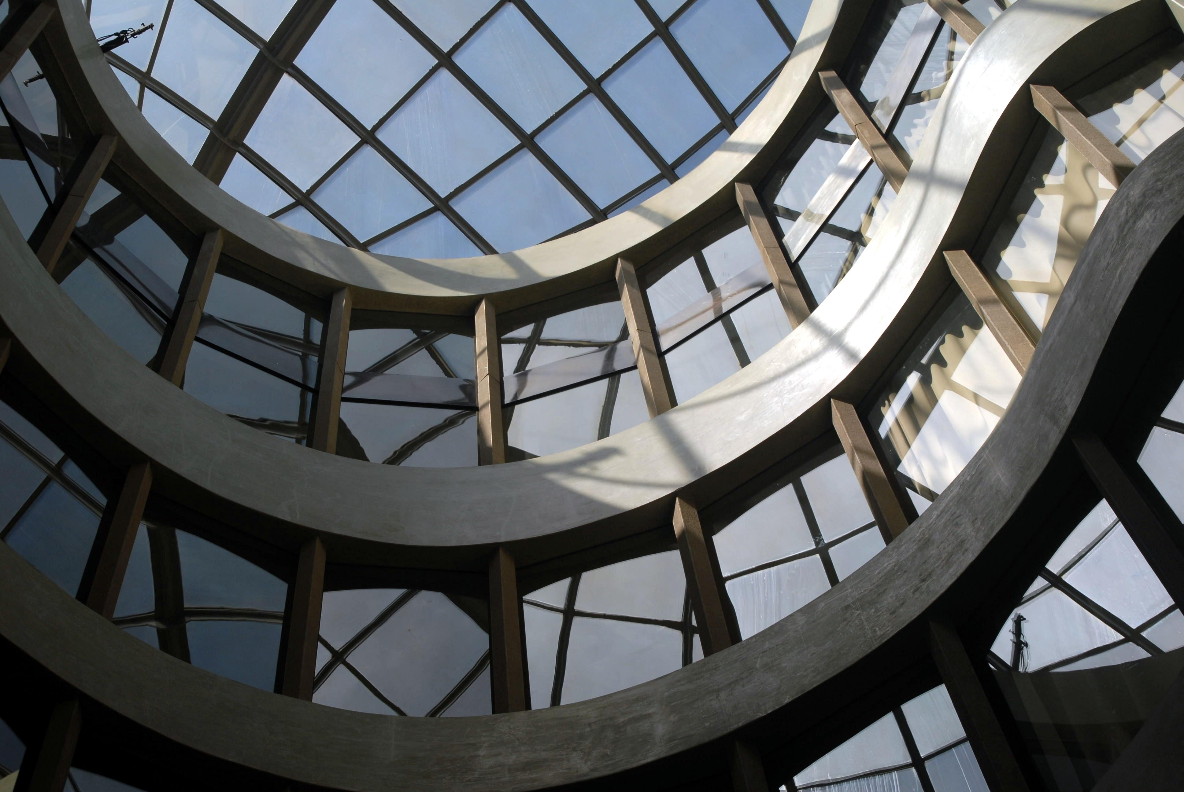 Kostenlose foto : die Architektur, Struktur, Innere, Glas, Gebäude ...