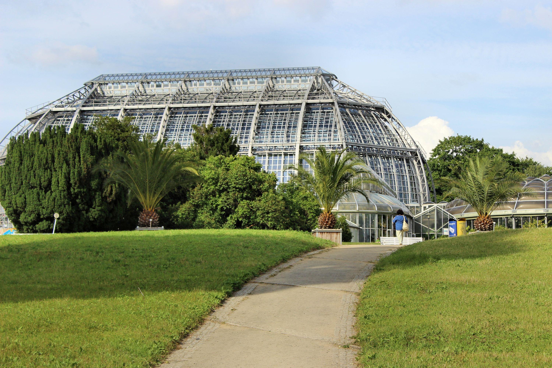 Fotos gratis arquitectura estructura c sped for Casa jardin botanico