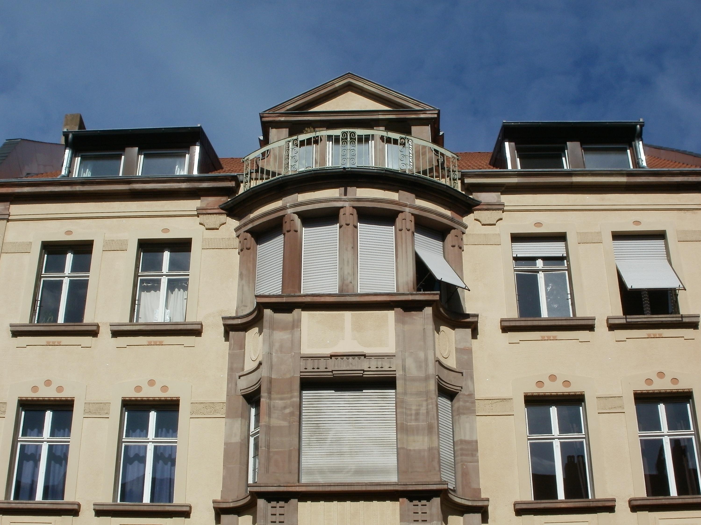 Kostenlose foto : die Architektur, Struktur, Villa, Haus, Fenster ...