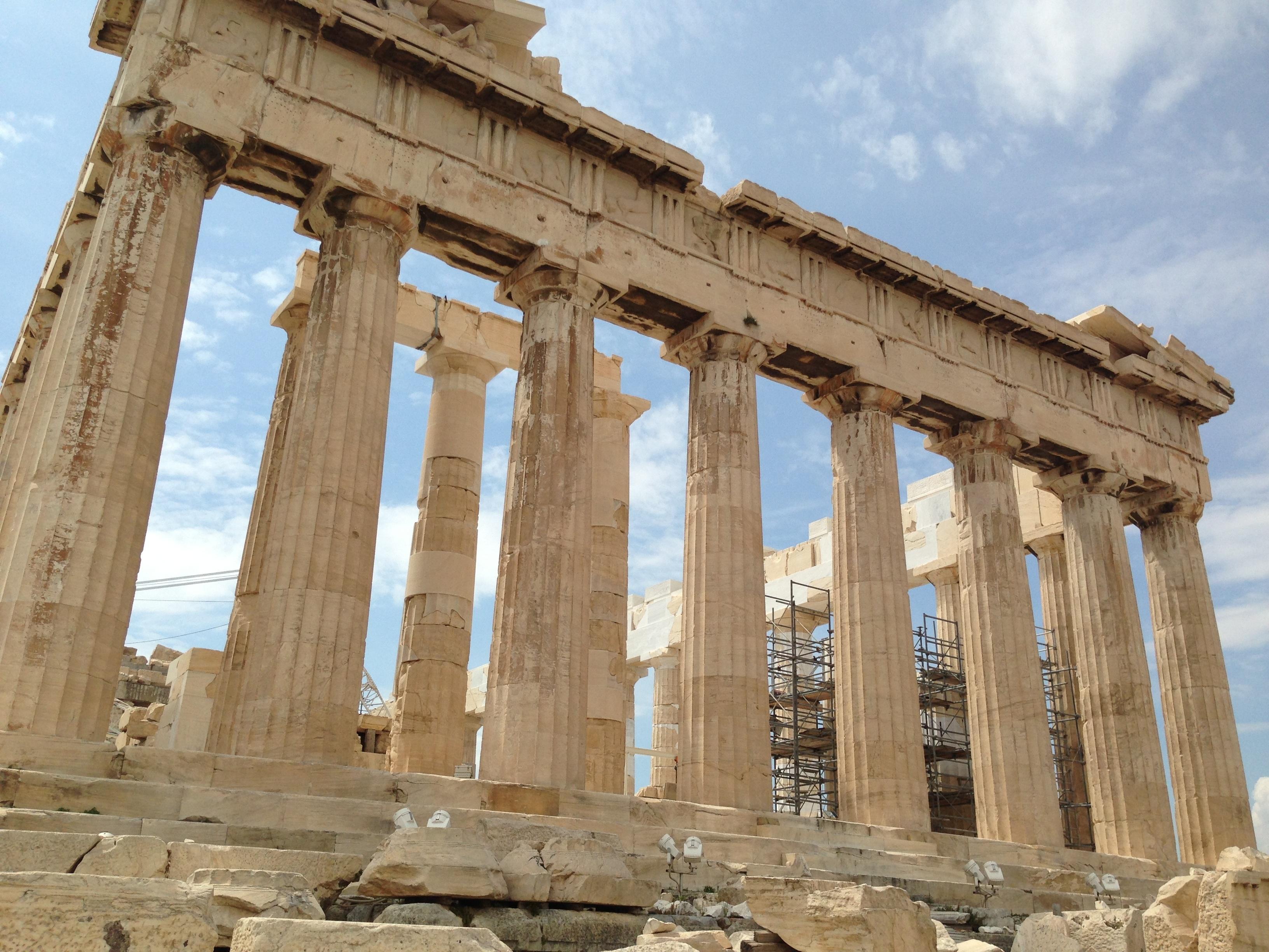 Fotos gratis arquitectura estructura monumento arco for Arquitectura de grecia