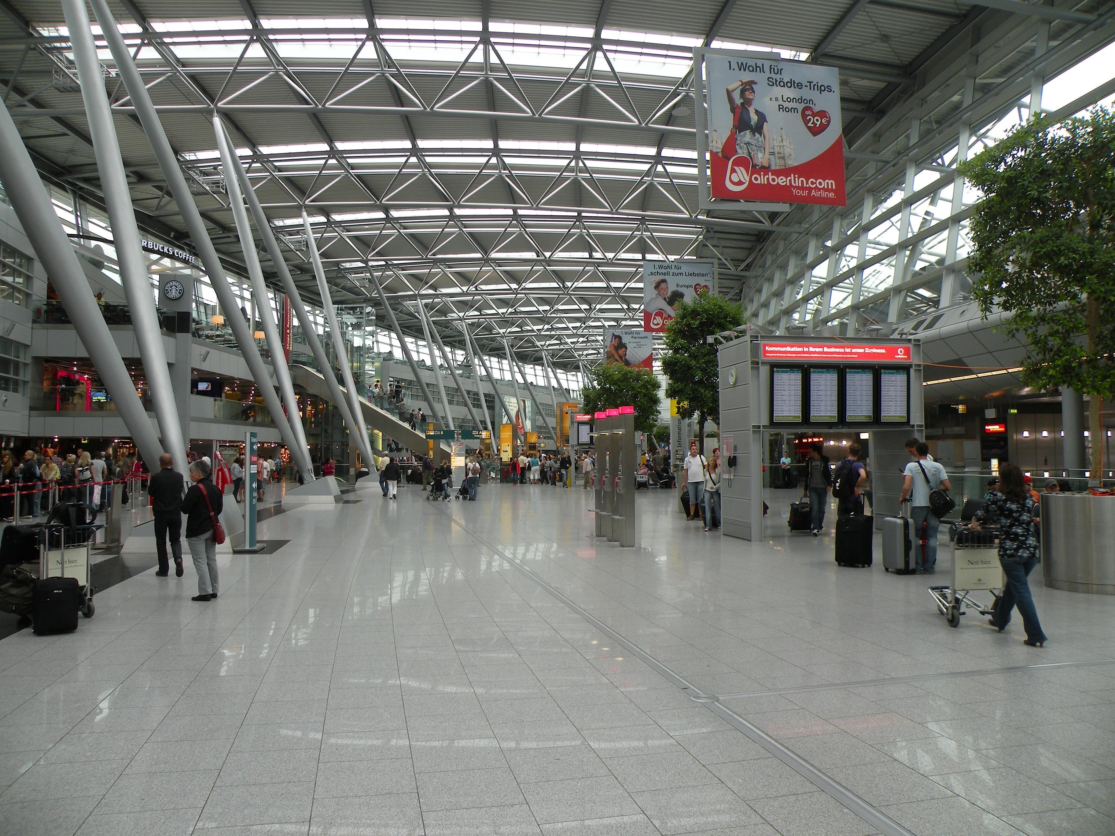Check In Düsseldorf