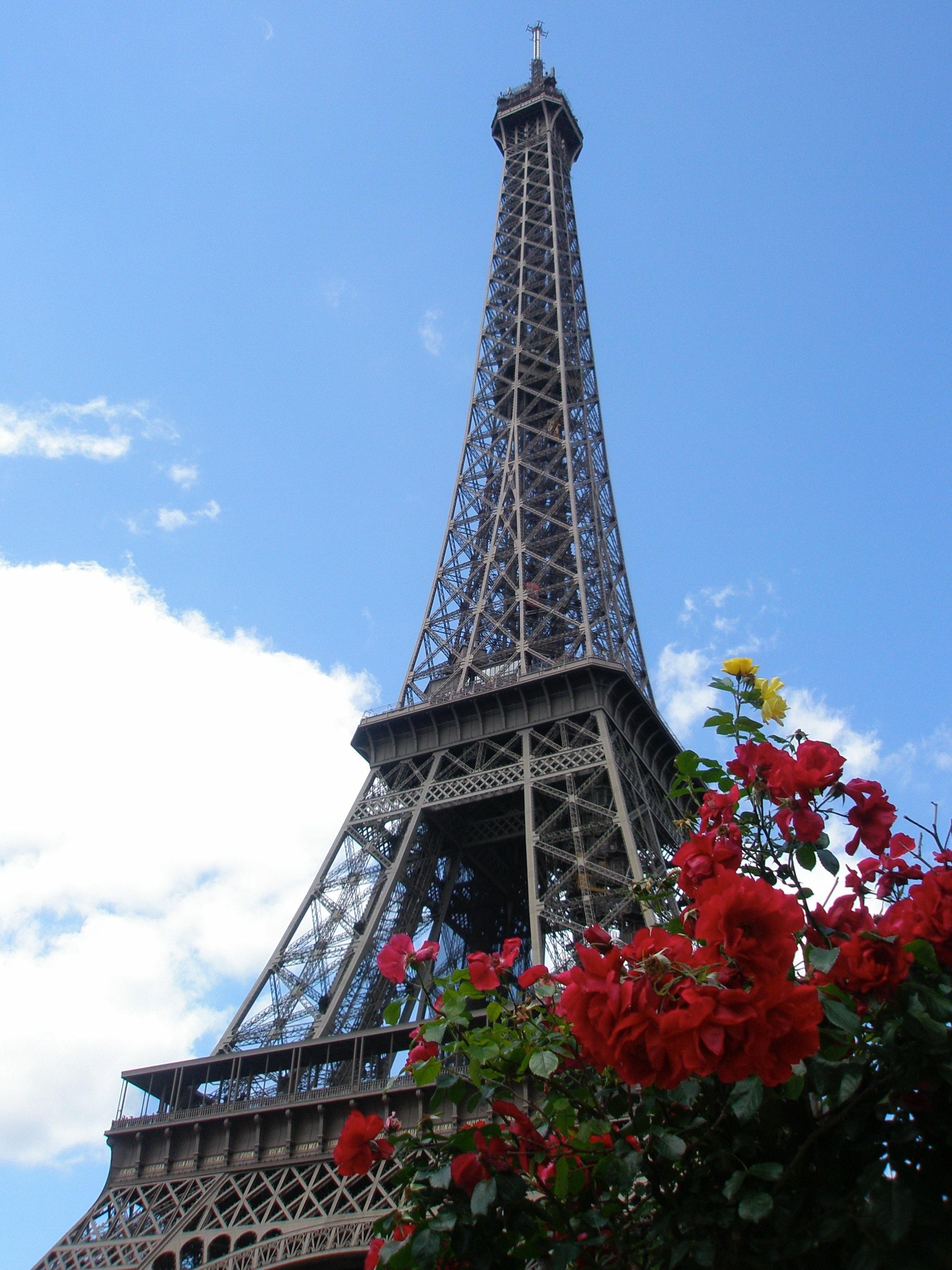 создаём покажи картинку эйфелевой башни всех