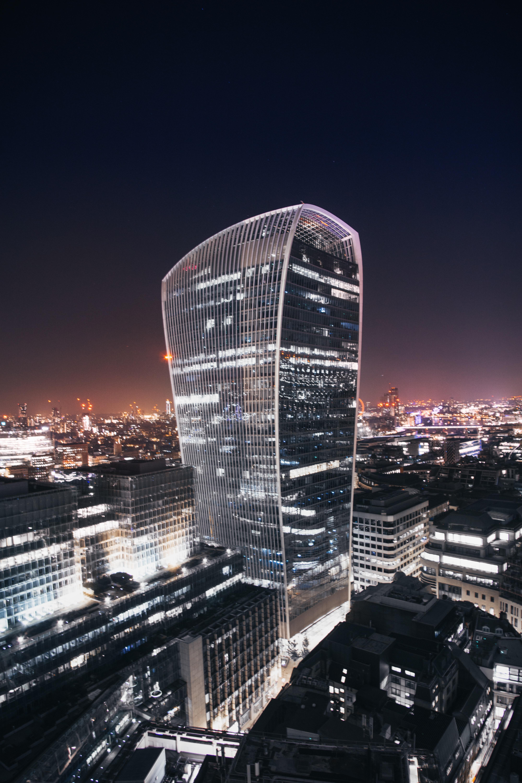 Images Gratuites Architecture Structure Horizon Nuit