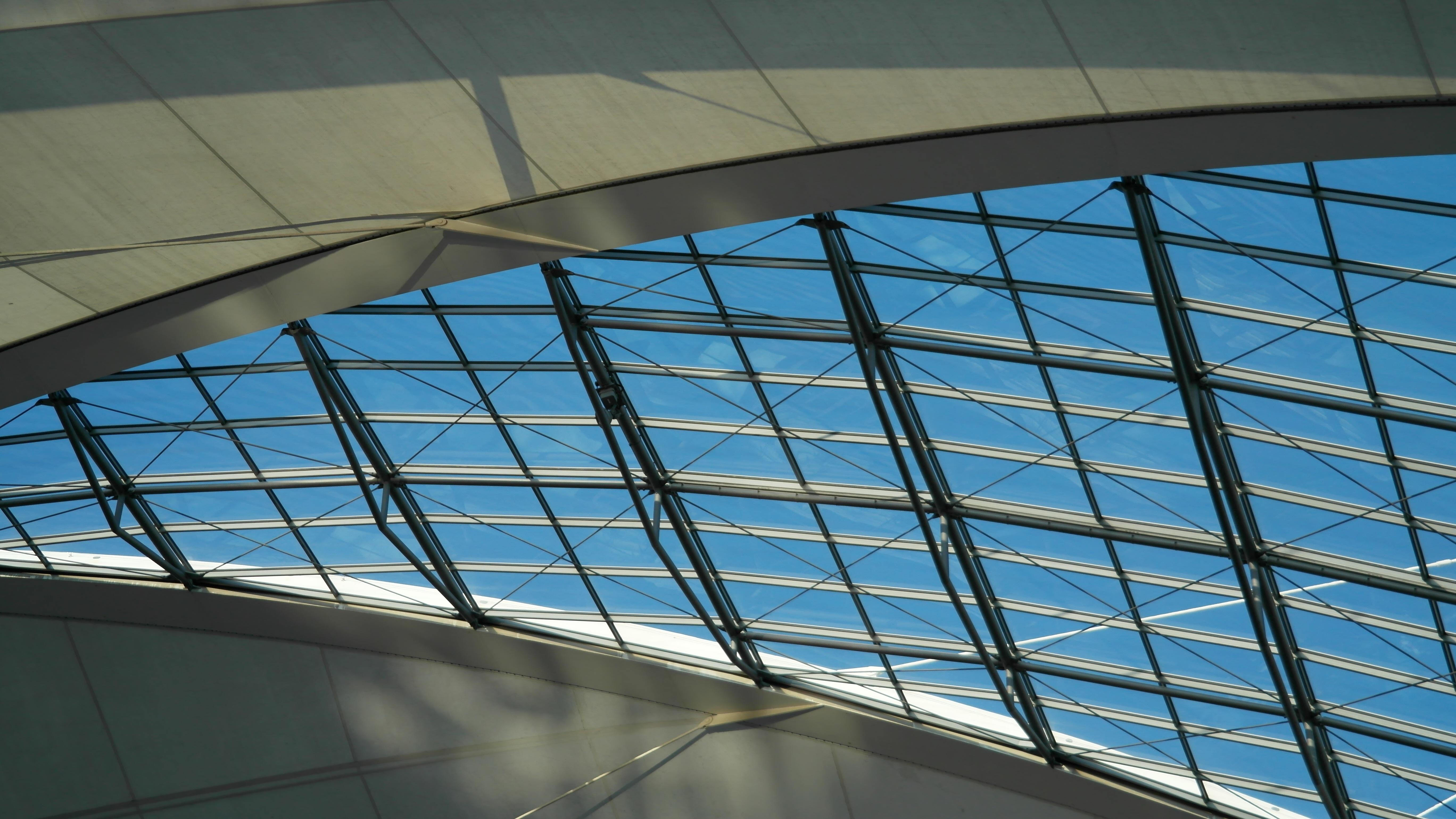 Fotos gratis : arquitectura, estructura, tecnología, ventana, vaso ...