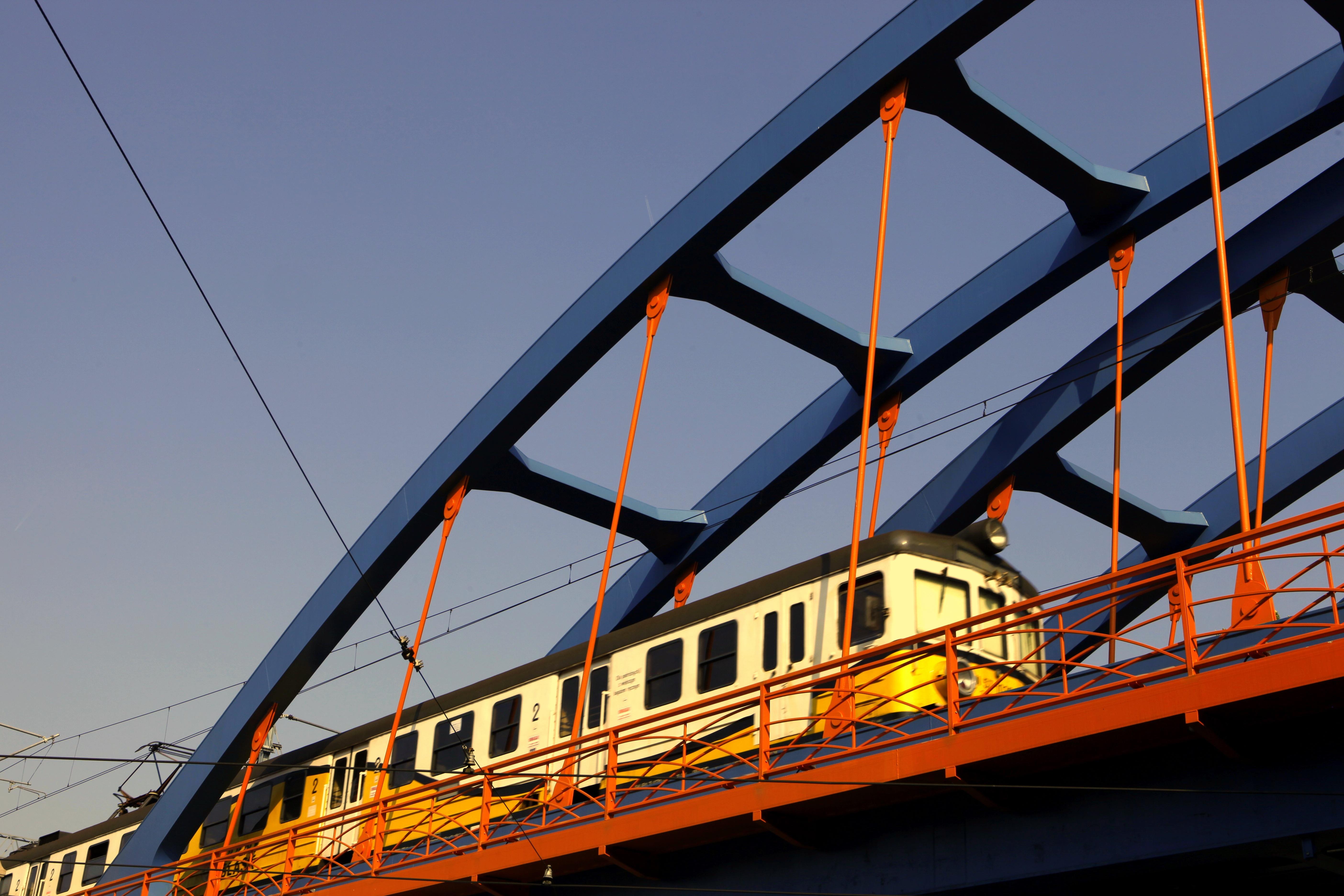 banco de imagens arquitetura estrutura pista estrada de ferro
