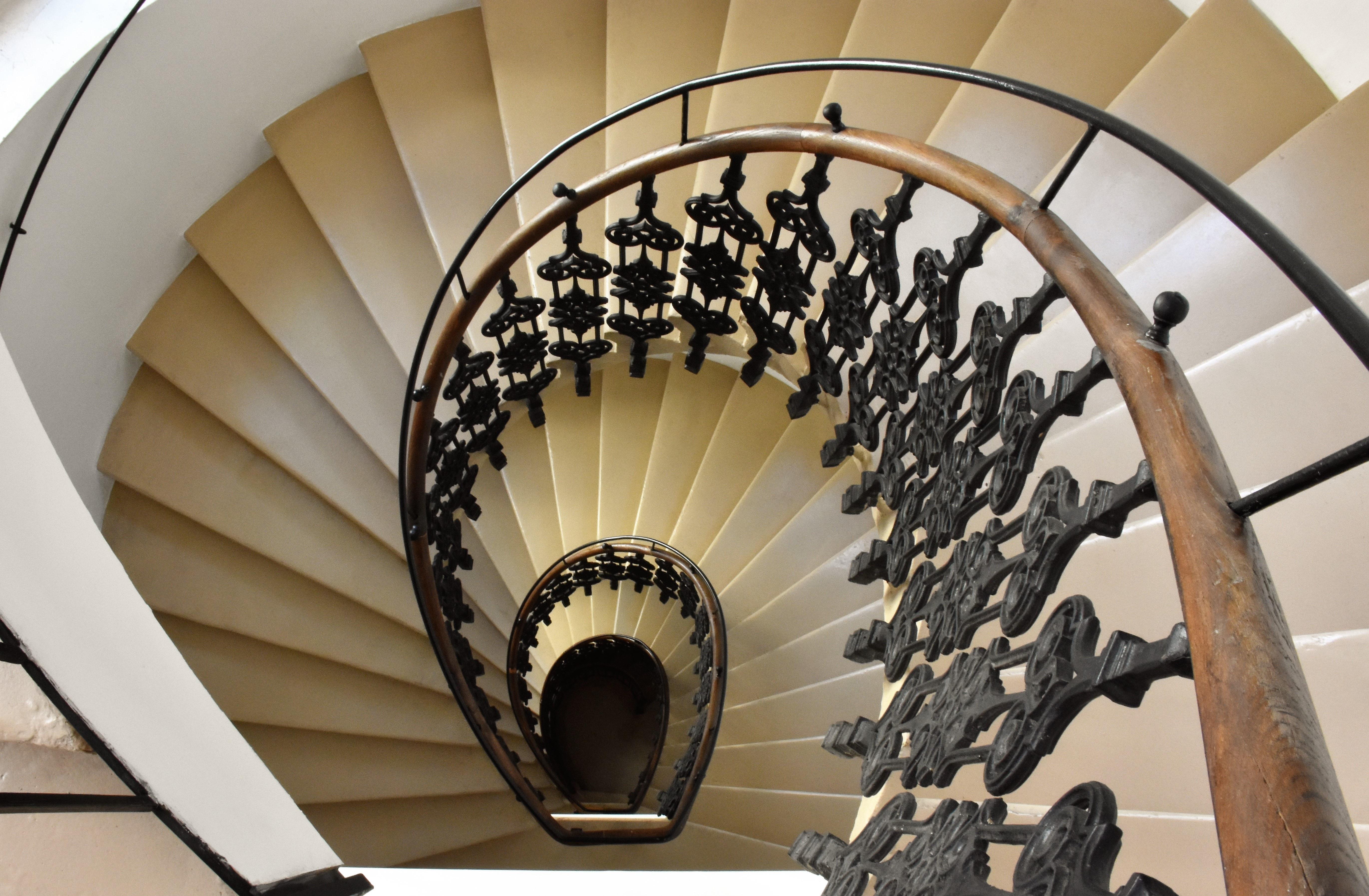 Лестнице в картинках