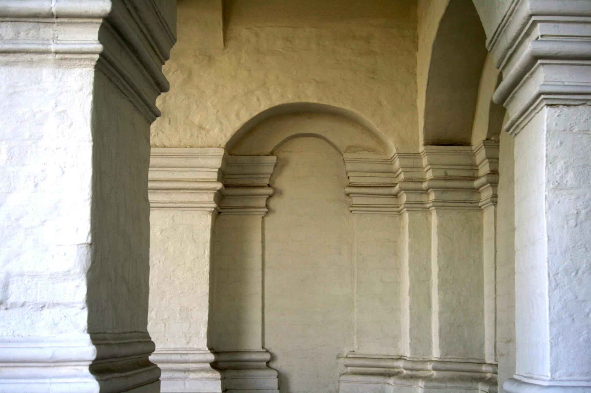 Architecture Structure White Building Arch Column Religion