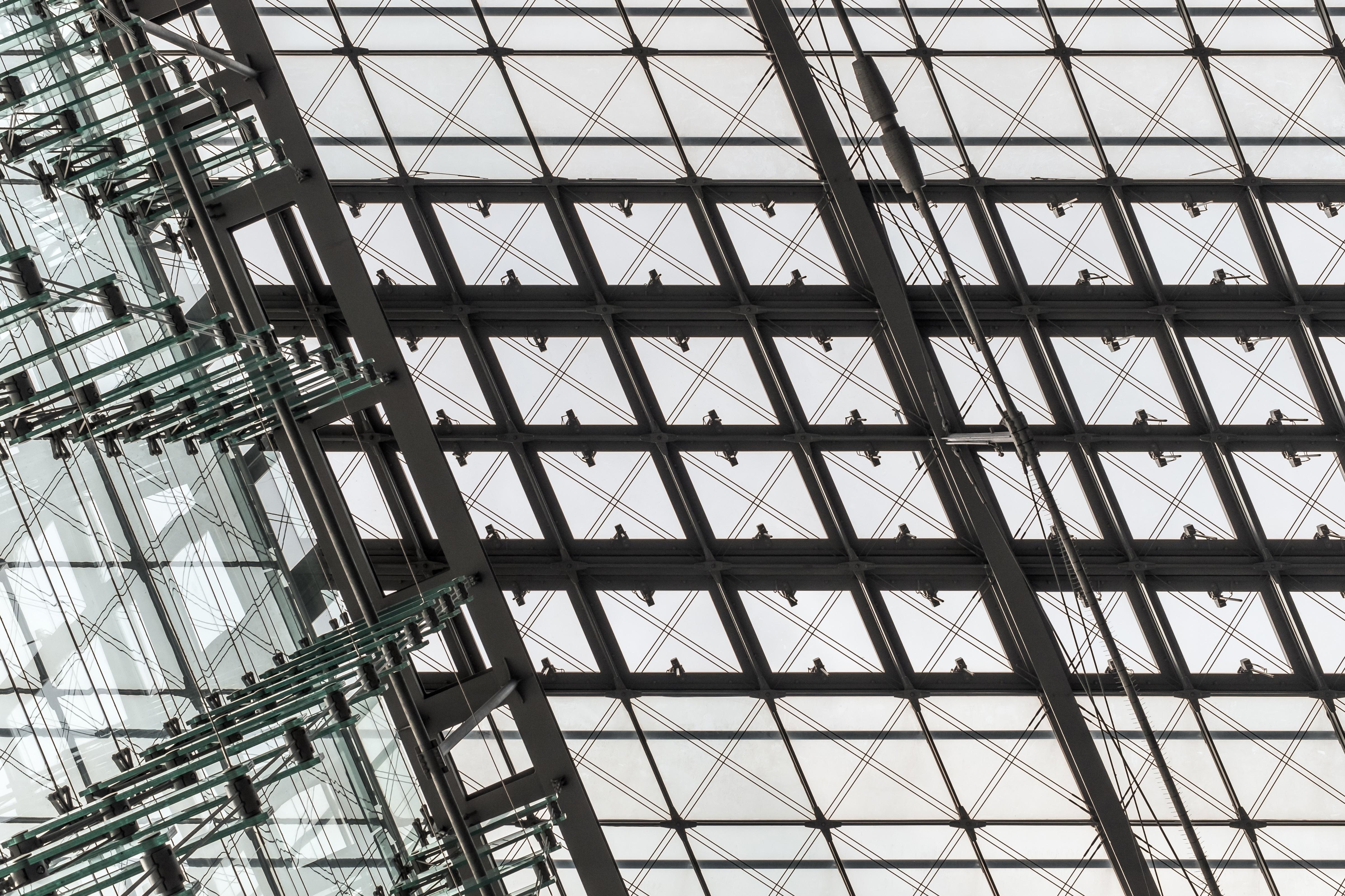 Fotos gratis : arquitectura, estructura, ventana, vaso, techo ...