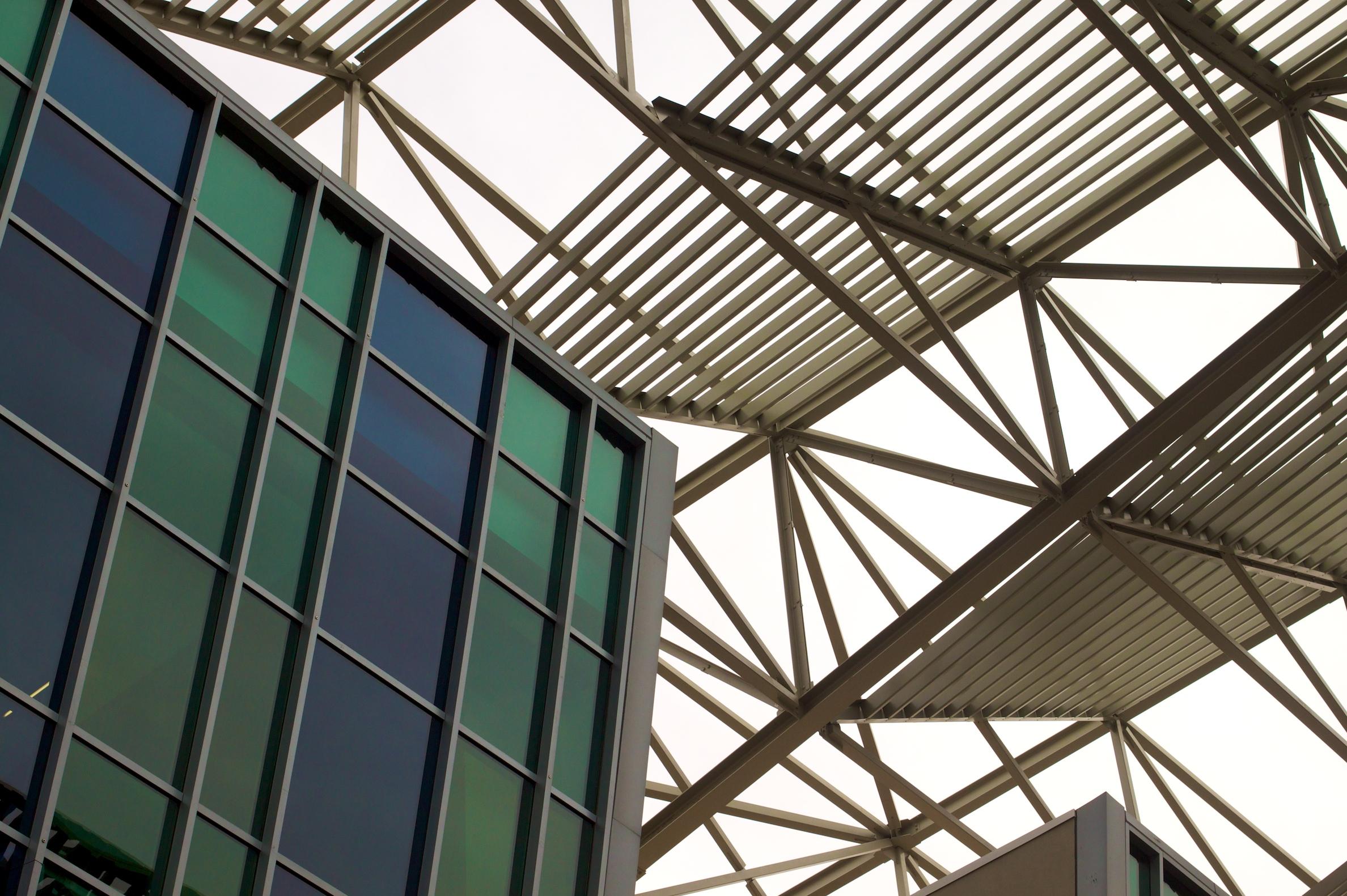 Fotos gratis : arquitectura, estructura, ventana, techo, rascacielos ...