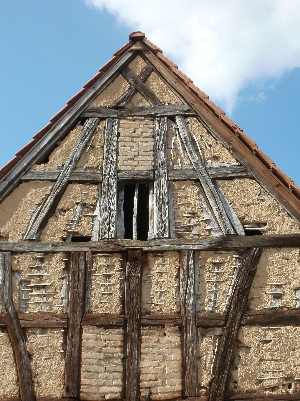 Fotos gratis : arquitectura, estructura, granja, casa, textura ...