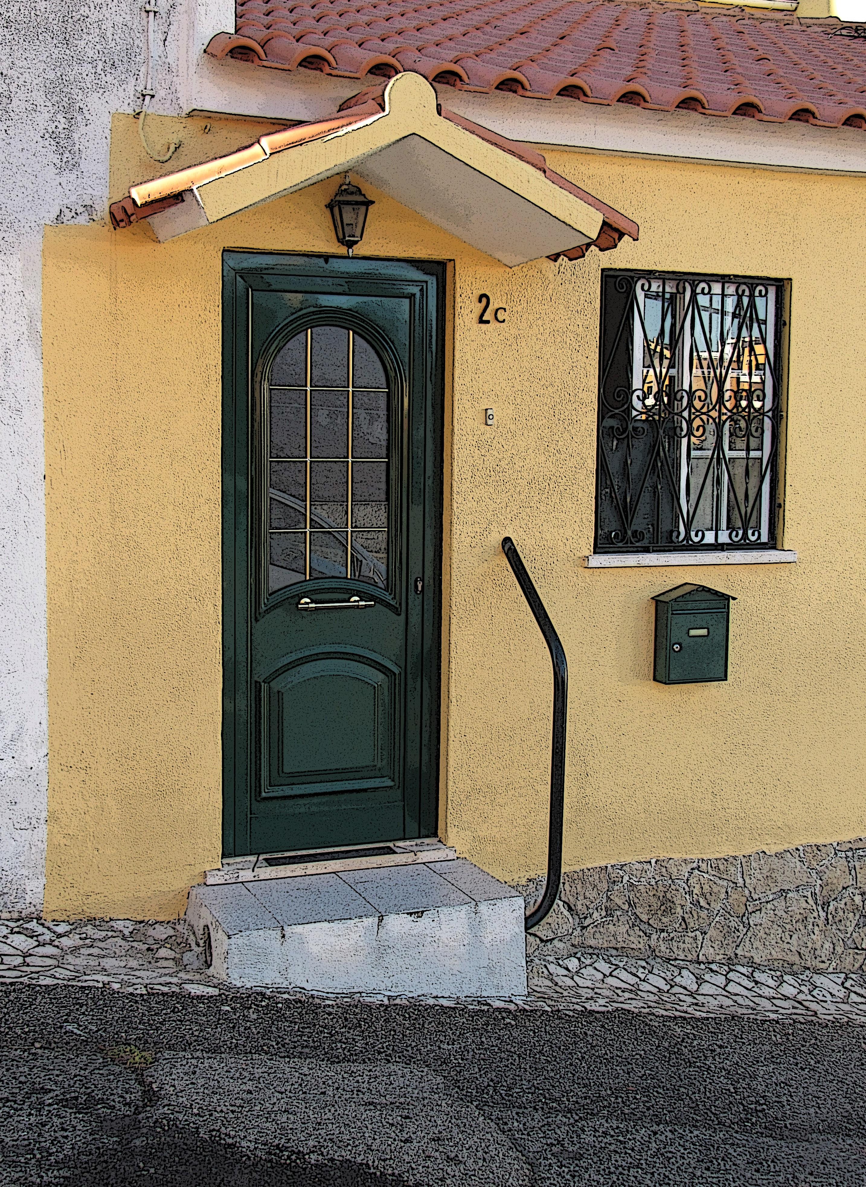Seuil de porte interieur maison for Porte interieur maison