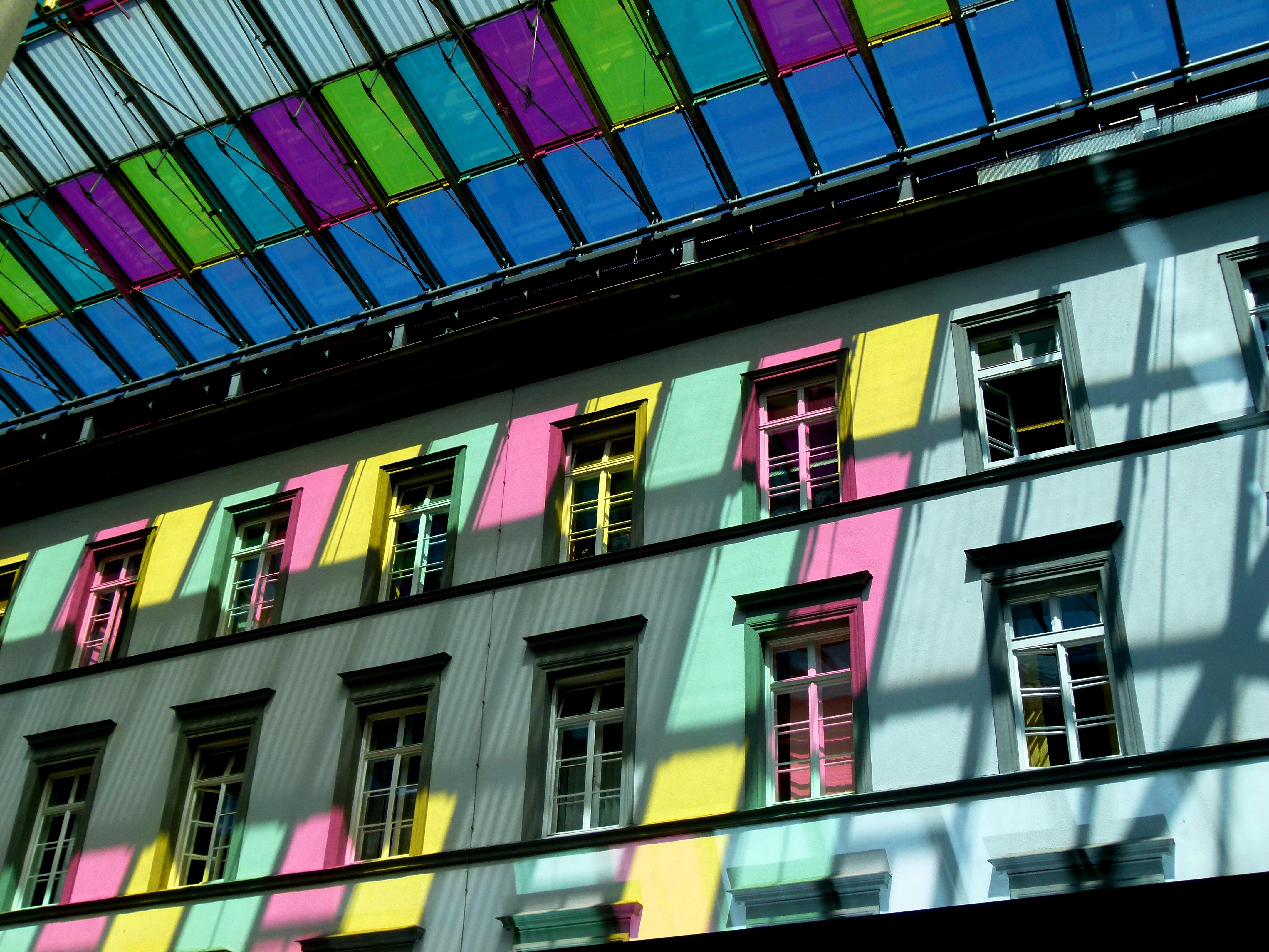 Images gratuites architecture soleil fen tre b timent for Conception d architecture maison gratuite
