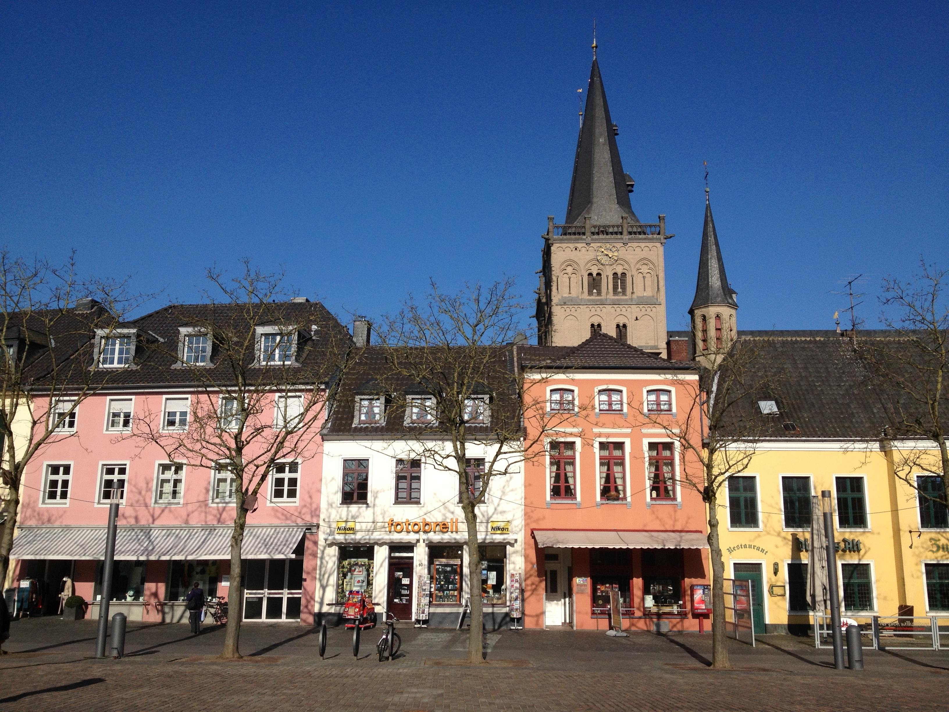 Hьckelhoven, Lower Rhine, North Rhine-Westphalia, Germany загрузить