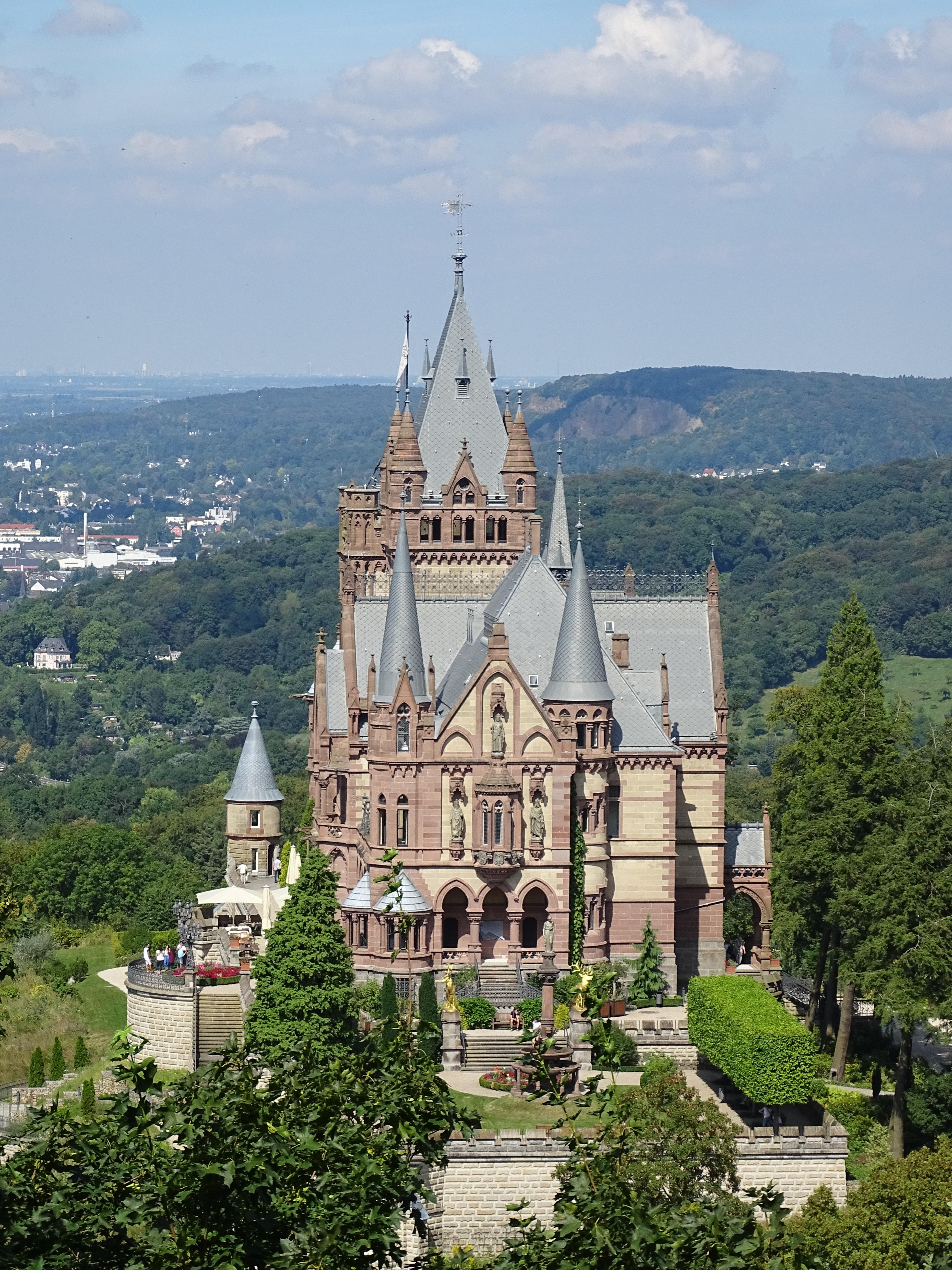 Kostenlose foto die architektur stadt geb ude chateau for Architektur romantik