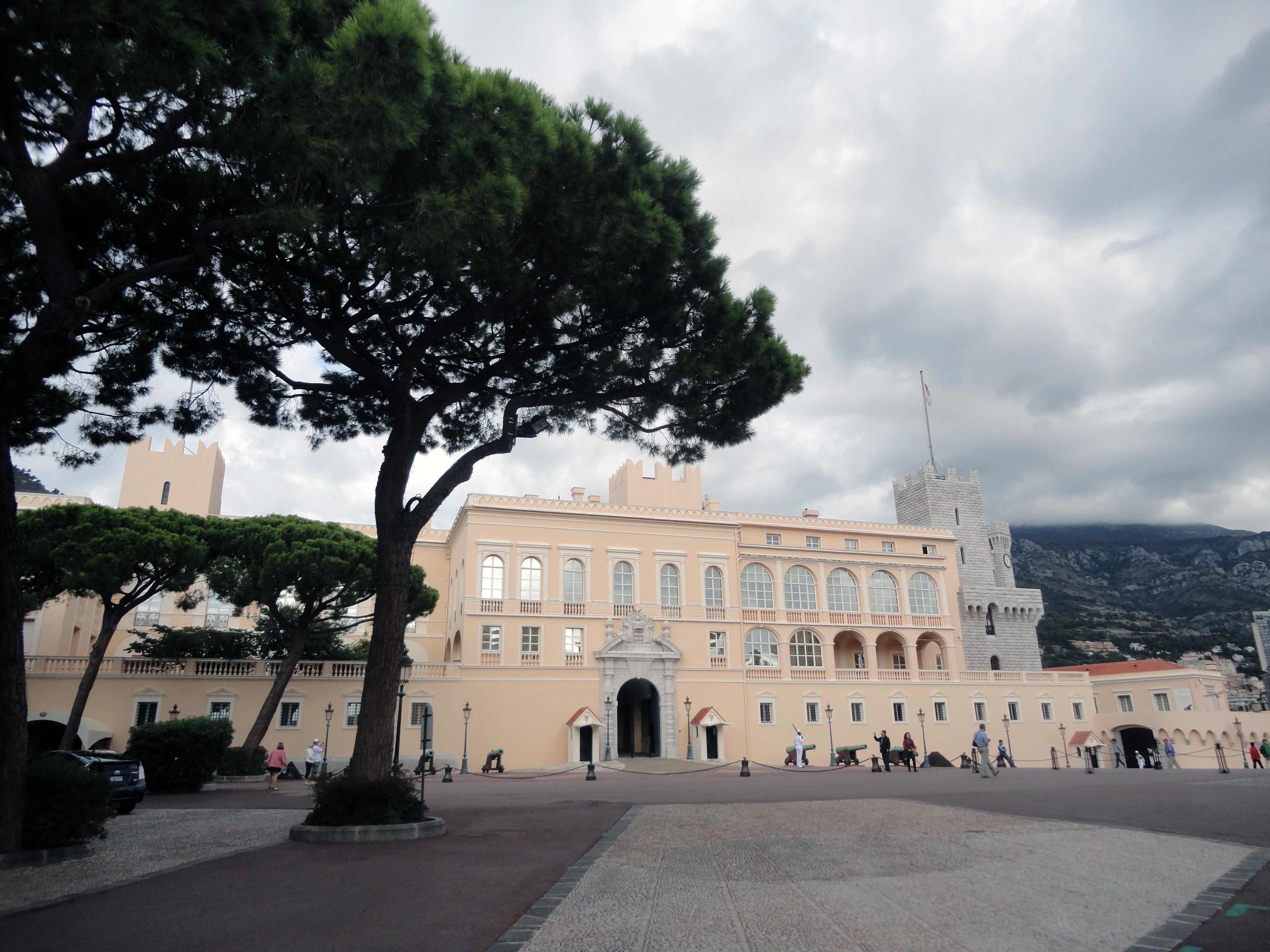 увлекаетесь игрой фото дворца в монако сиреневого