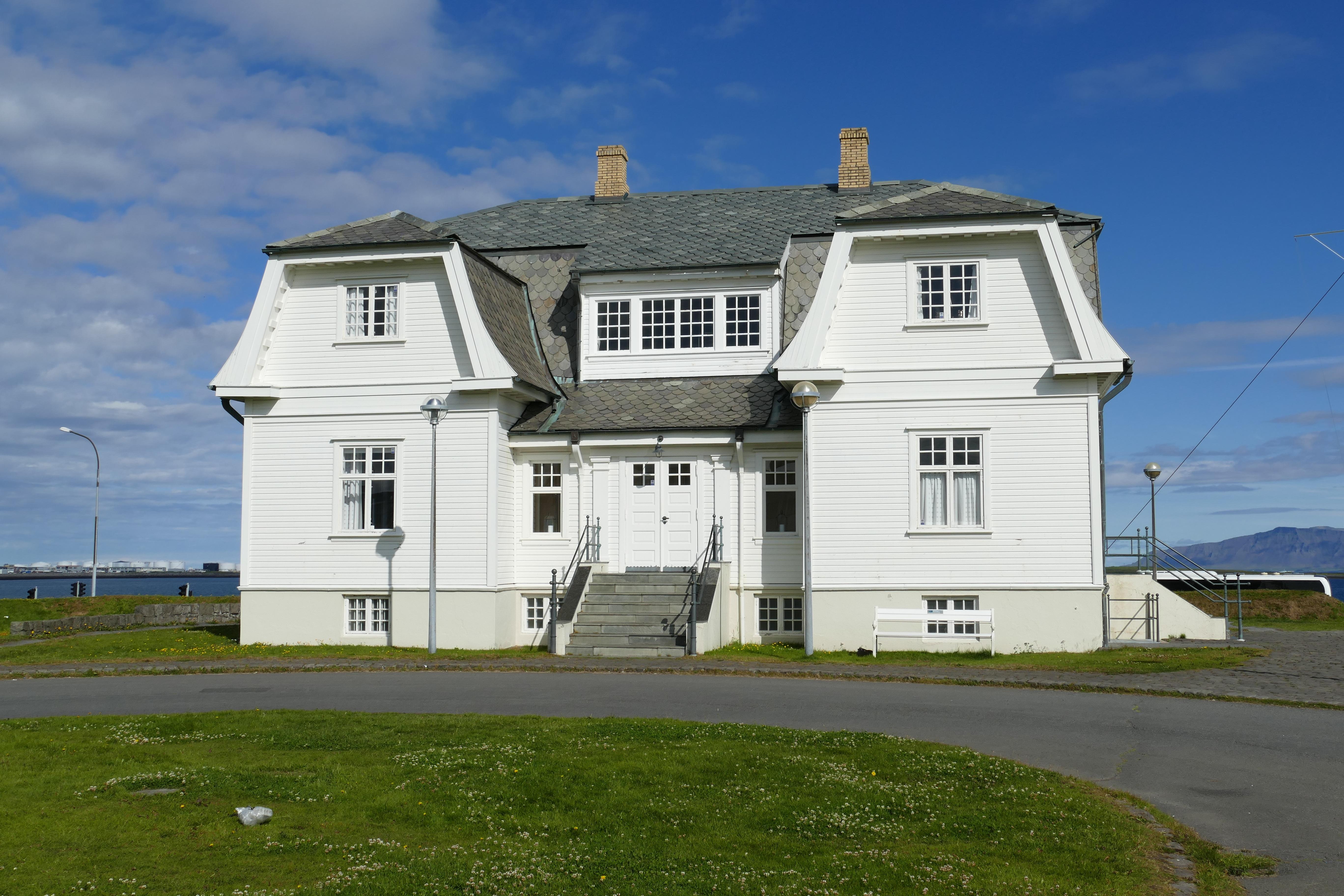 Kostenlose foto die architektur villa haus geb ude for Haus island