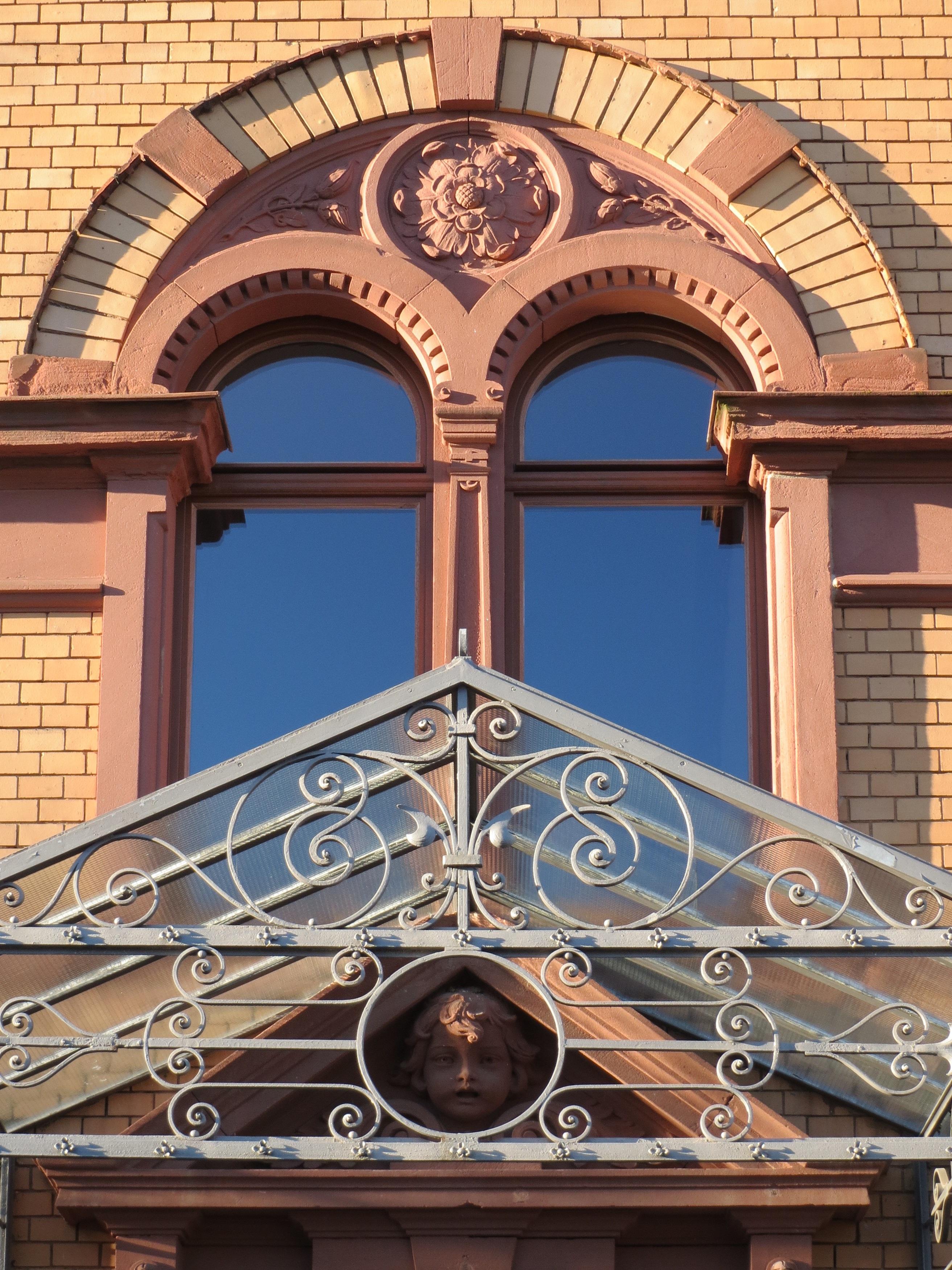 Fotos Gratis Arquitectura Villa Casa Ventana Edificio  ~ Puertas Hierro Exterior Fachadas