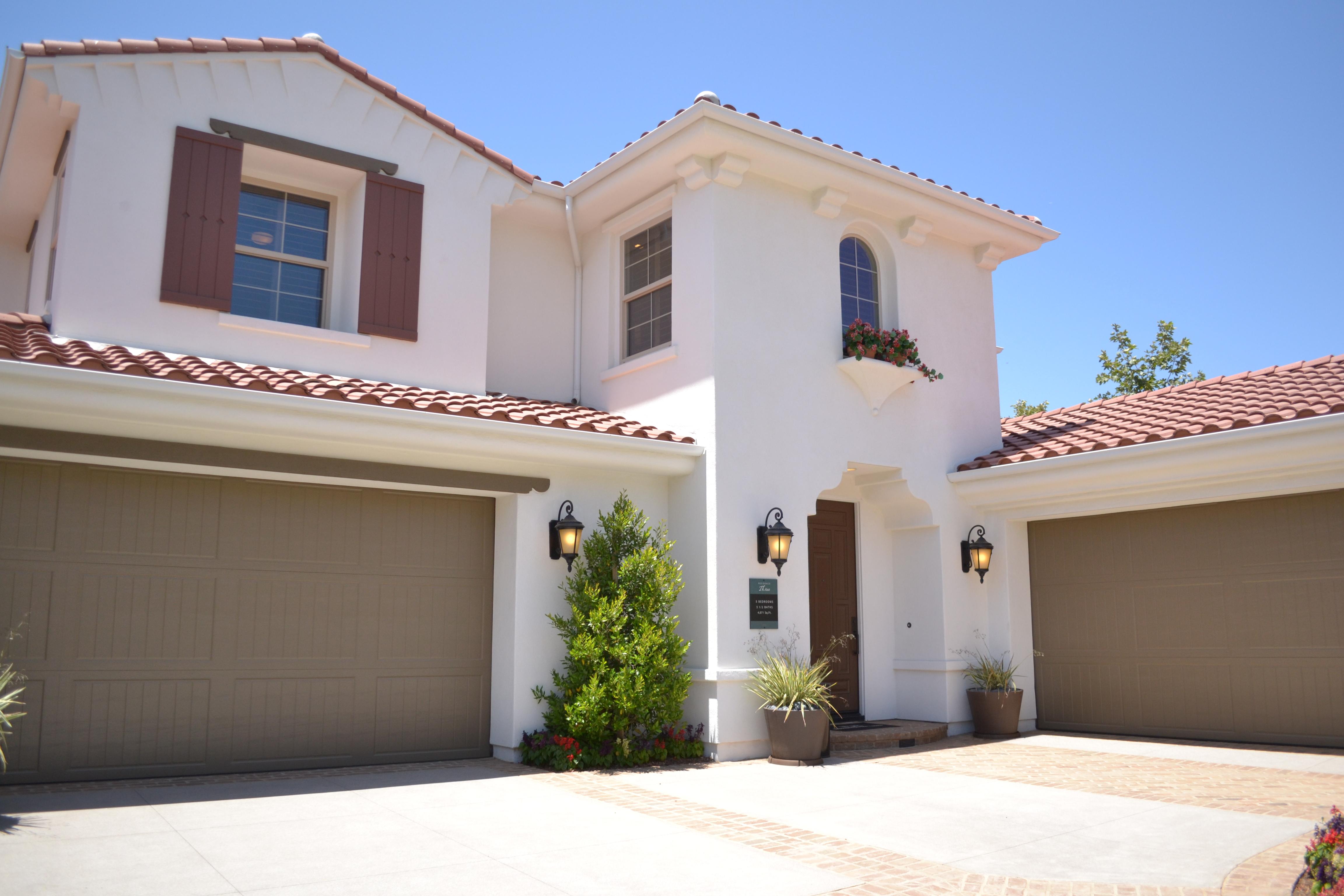 Tür Garage Haus kostenlose foto die architektur villa haus fenster dach