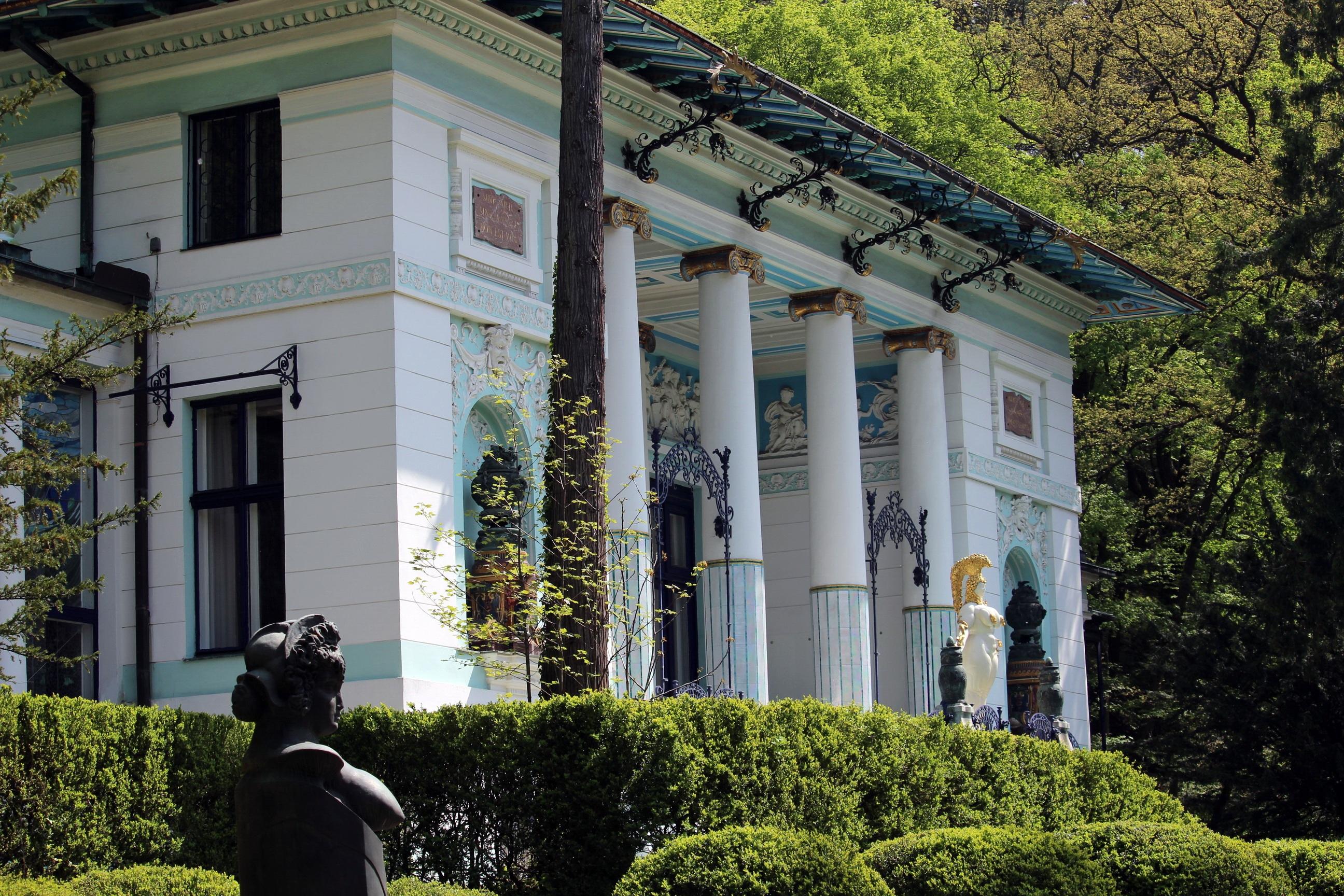 wohnzimmermobel jugendstil : Kostenlose Foto Die Architektur Villa Haus Geb Ude Zuhause