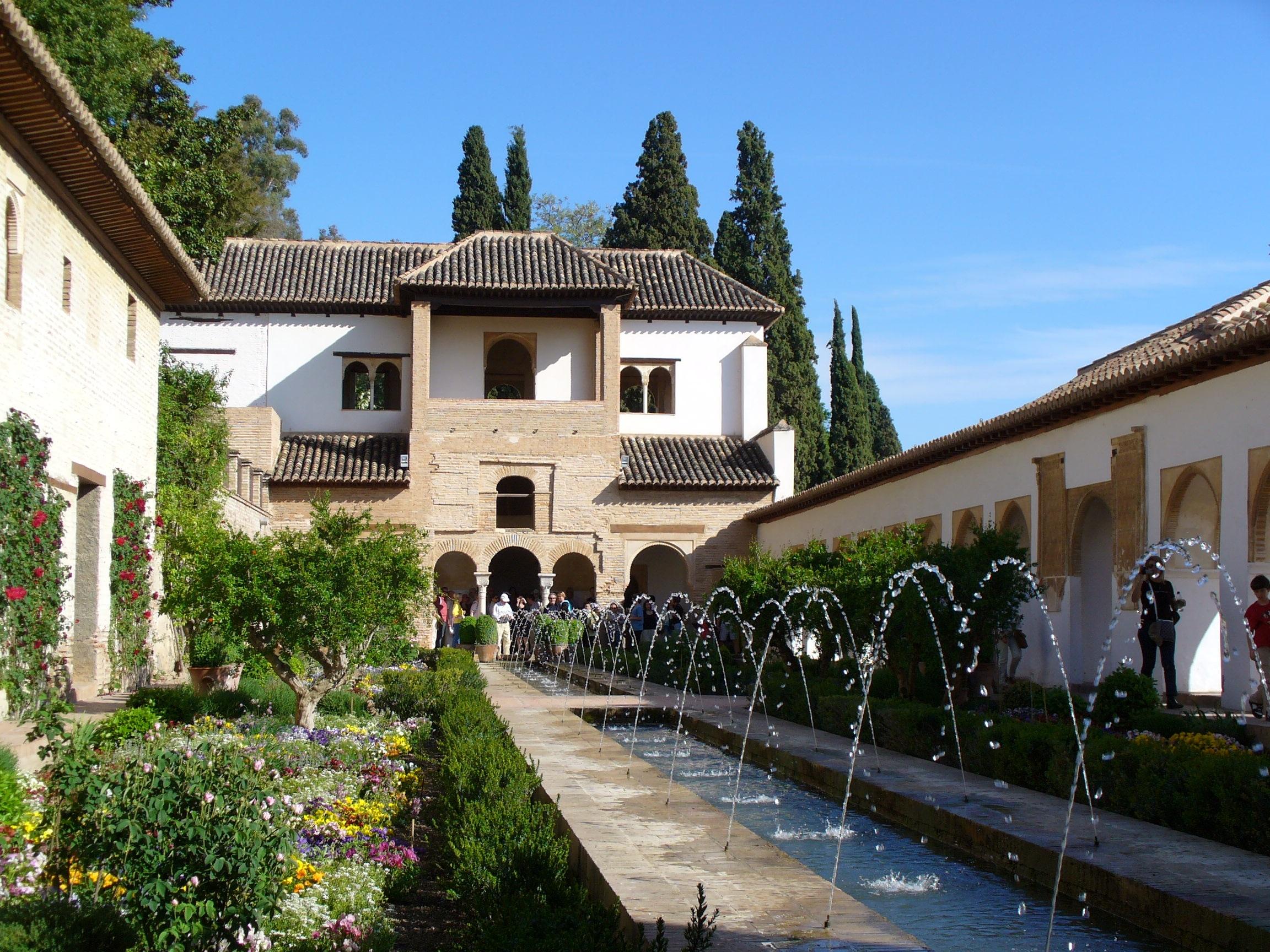 Images gratuites architecture villa manoir maison for Maison du monde espagne