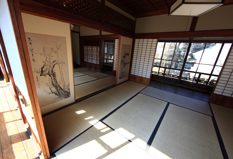 Interieur Maison Japonaise Traditionnelle images gratuites : architecture, villa, manoir, maison, sol