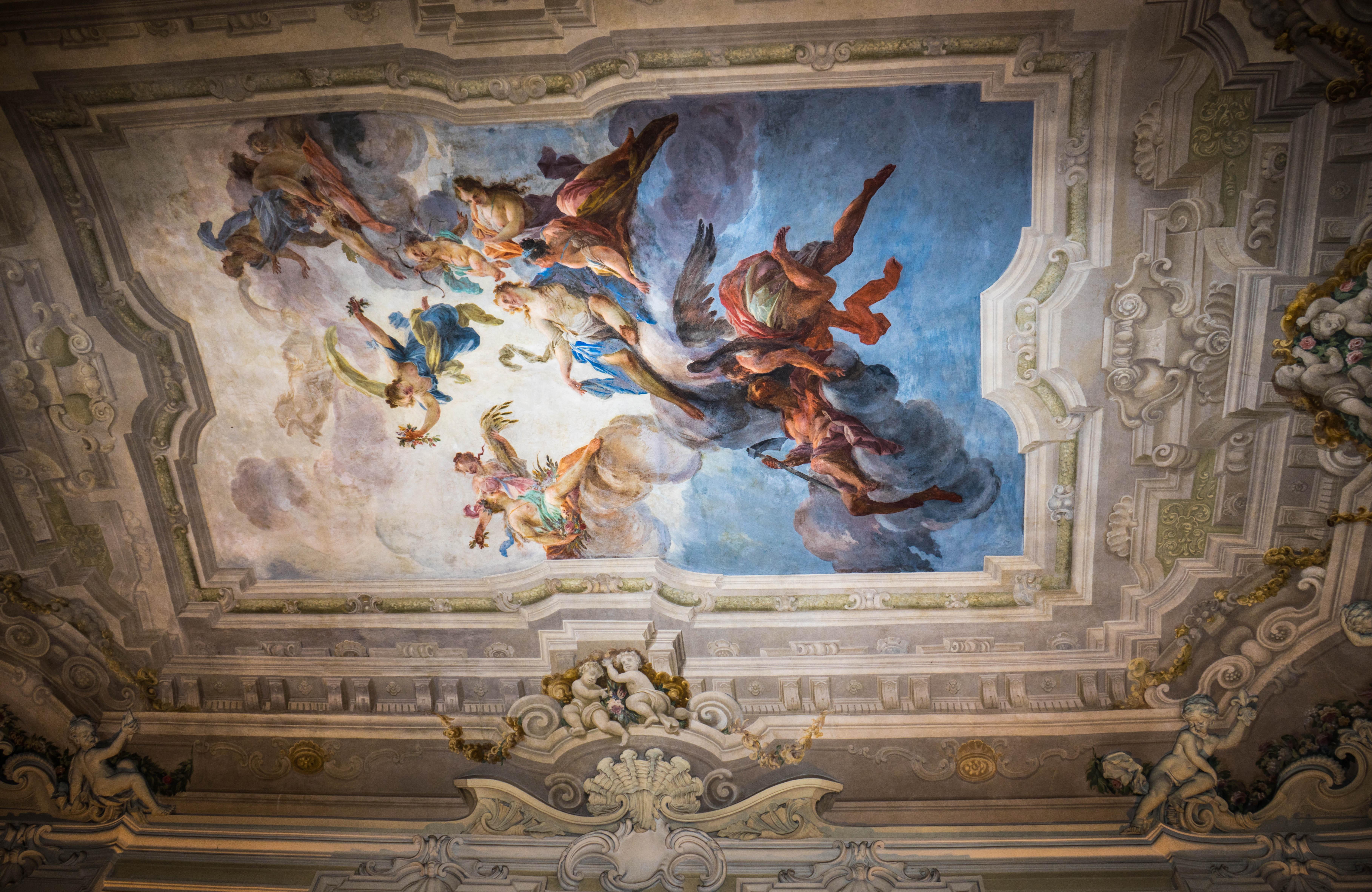 Images Gratuites Architecture Mur Plafond Décoration