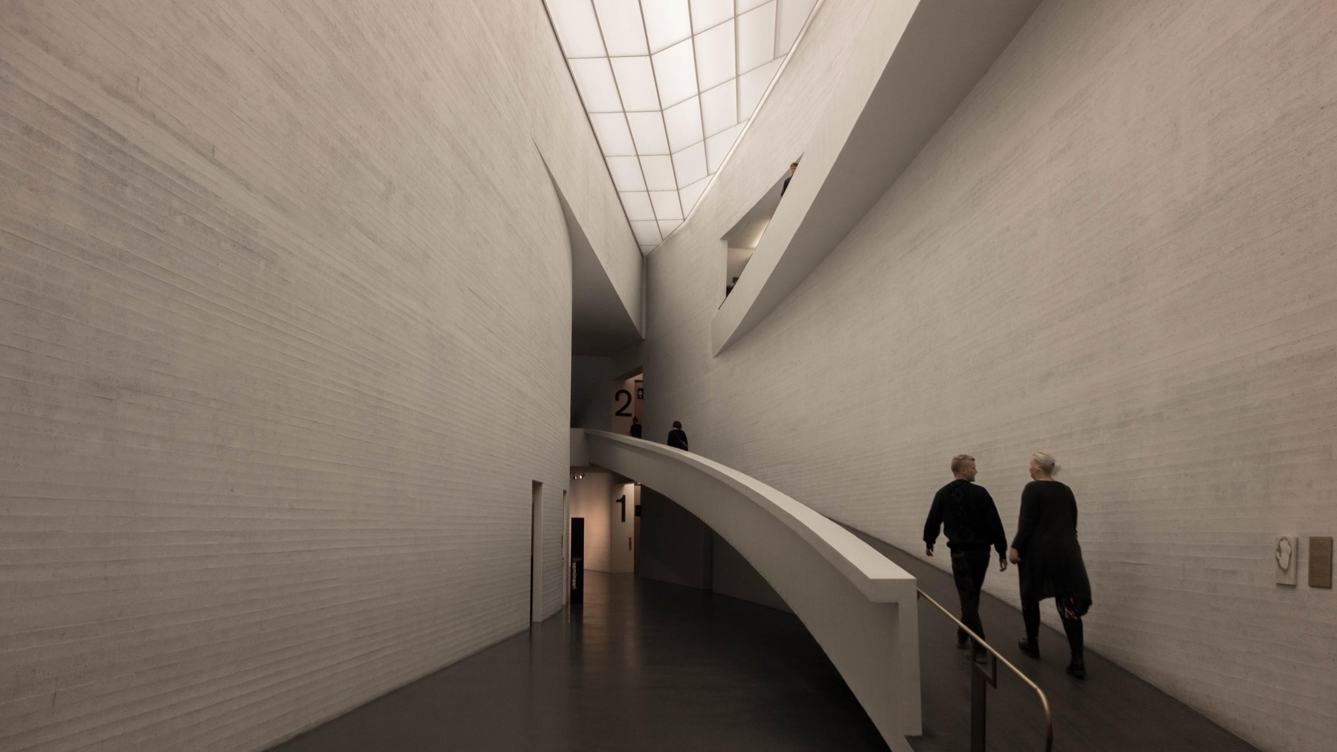 Images gratuites architecture blanc sol mur m tro for Design d interieur by srt