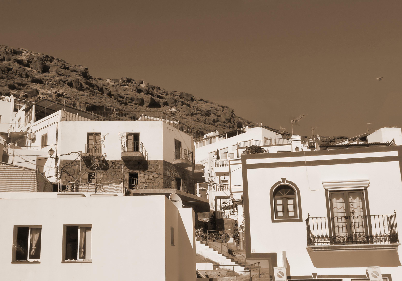 Fotos gratis arquitectura blanco casa pueblo fachada for Imagenes de arquitectura